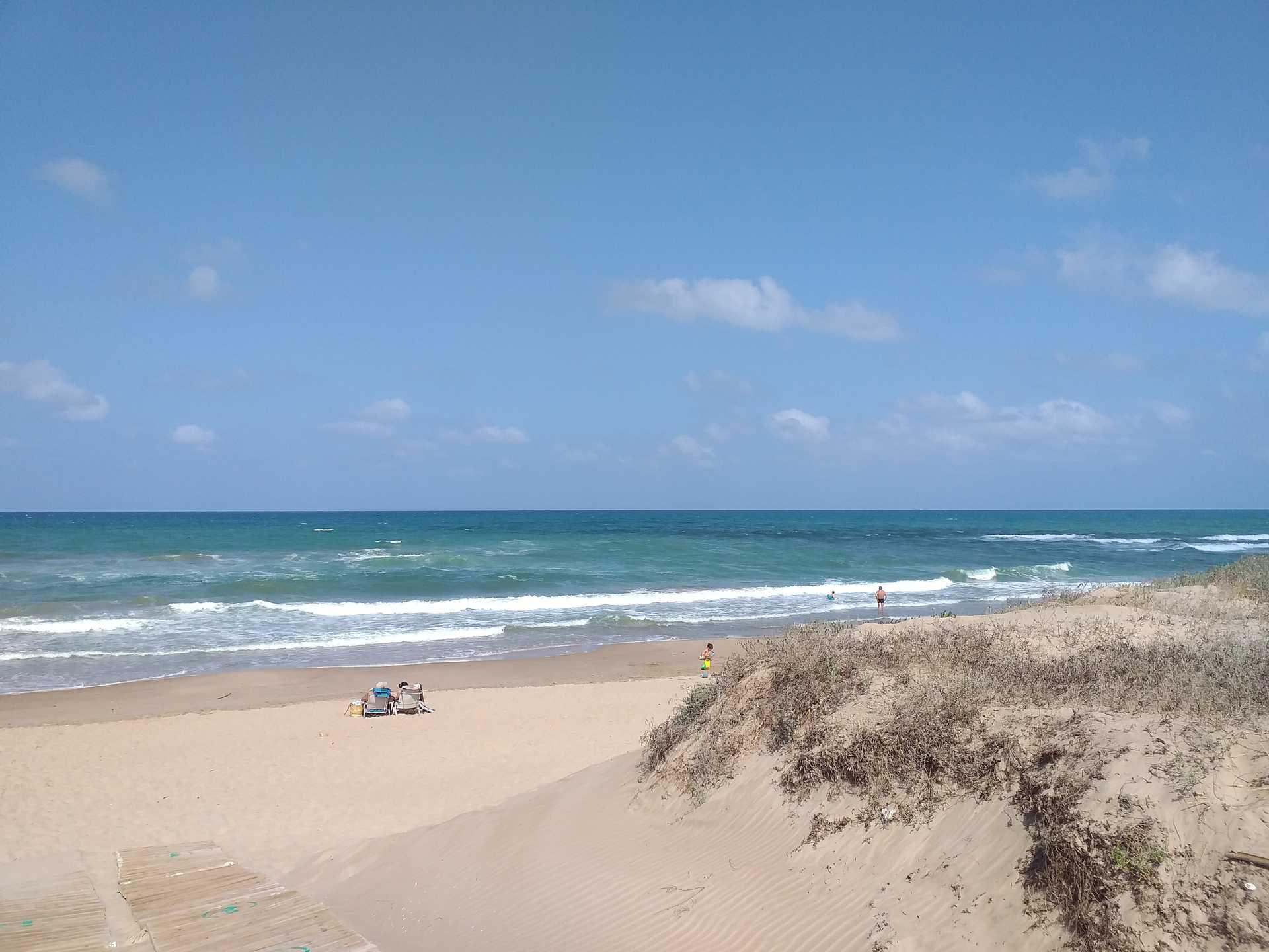 La Llastra Beach
