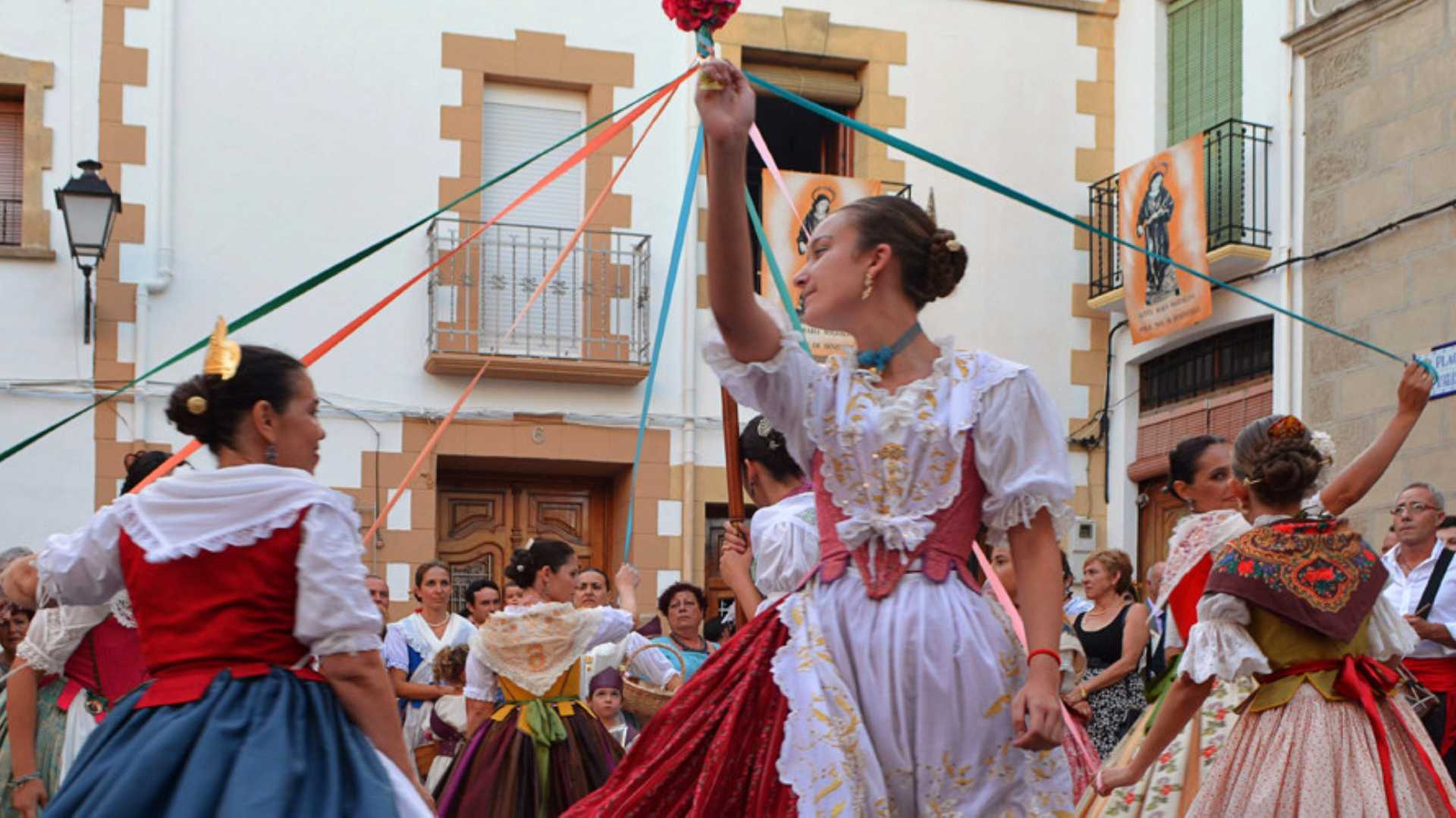 FESTIVITIES IN HONOUR OF SANTA MARÍA MAGDALENA