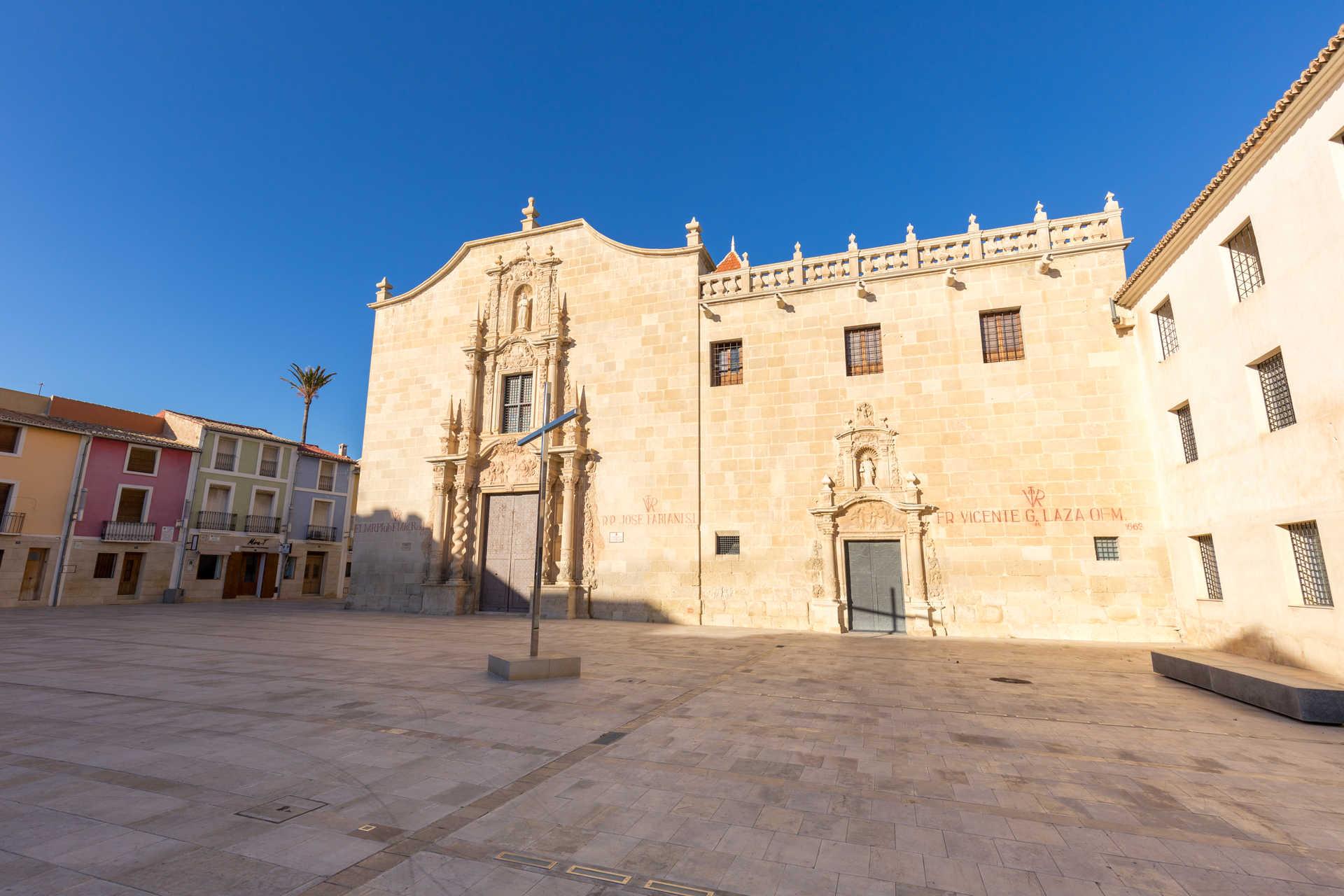 Monastère De La Santa Faz