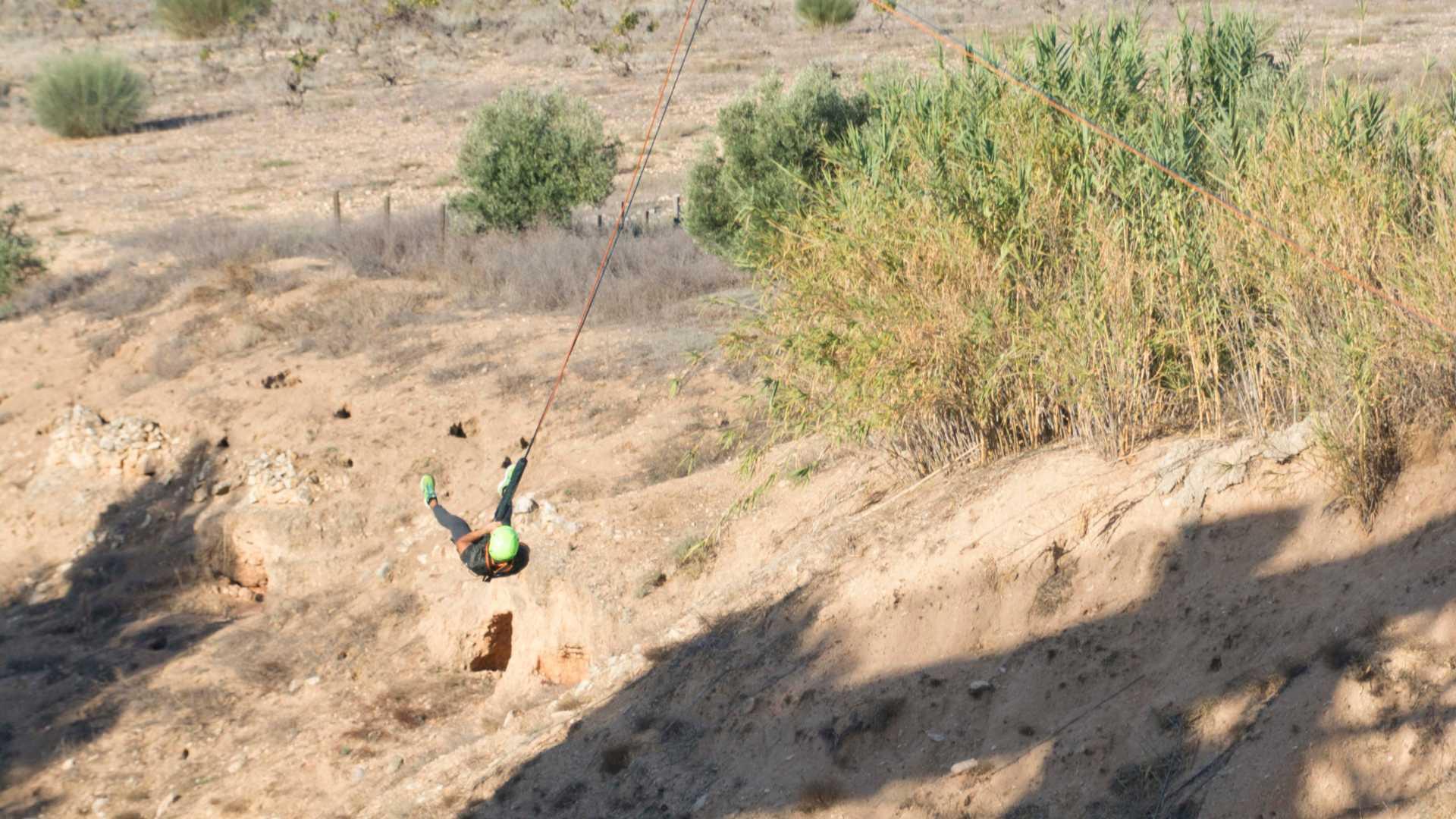 Bungee jumping in Villena