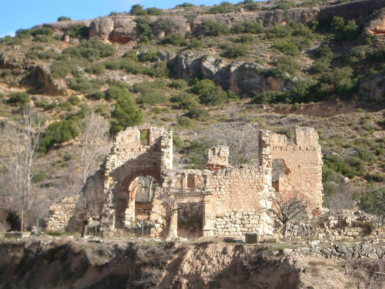Ruinas del Convento de San Guillermo