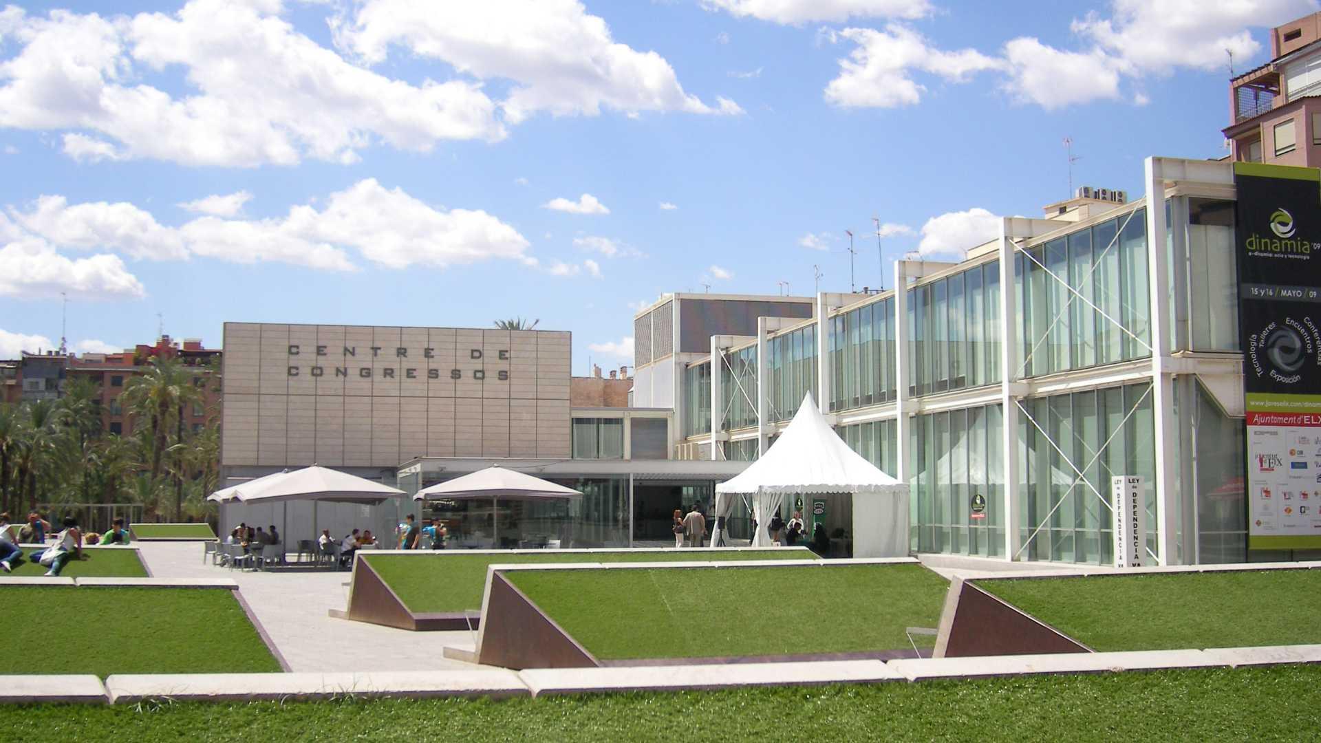 Centre des Congrès Ciutat d'Elx