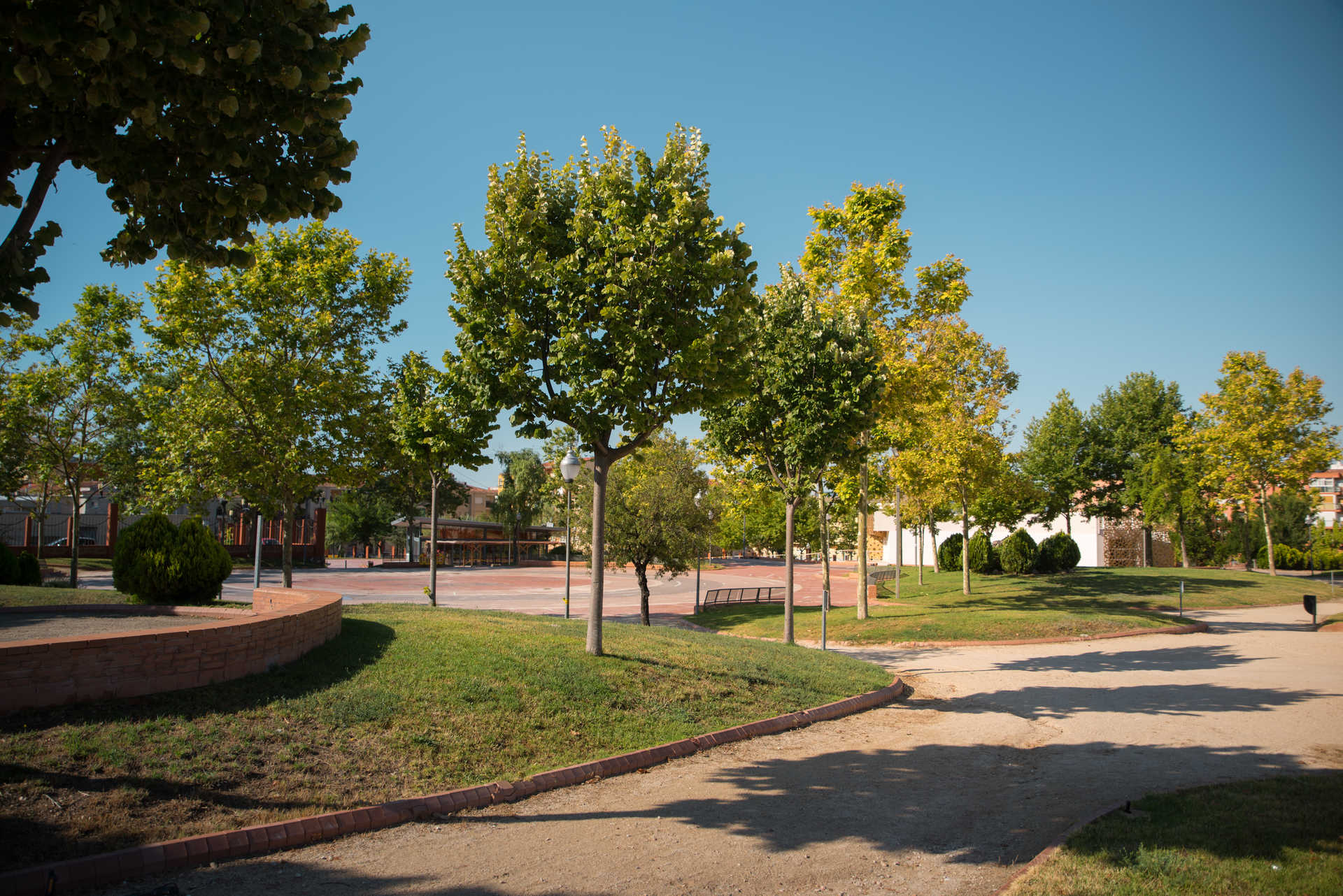 Parc de Les Hortes
