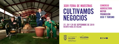 EXHIBITION FAIR IN VILLENA