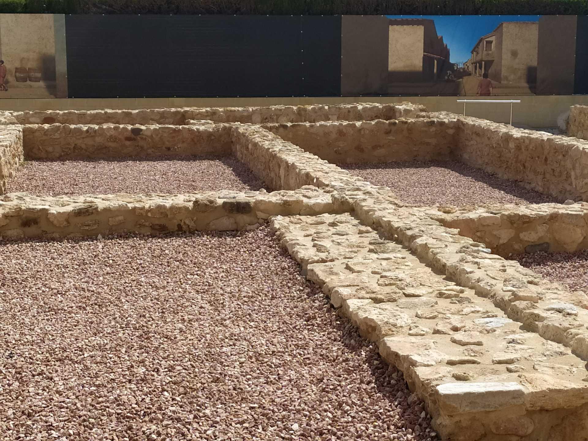 Restos arqueológicos Portus Illicitanus