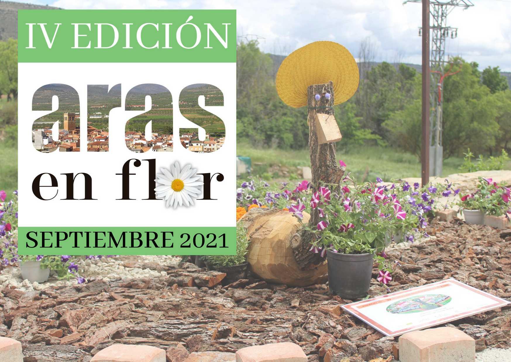 IV EDICIÓN ARAS EN FLOR 2021