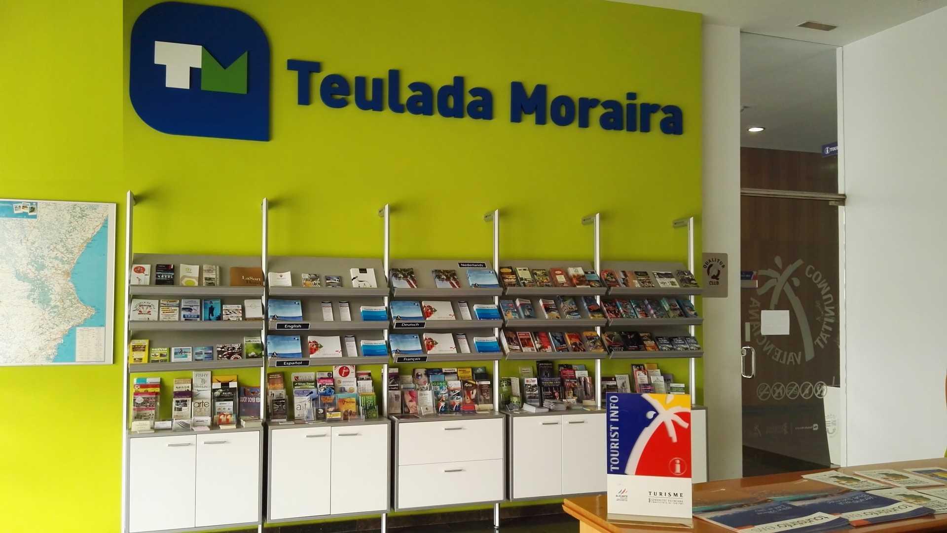 TOURIST INFO TEULADA - MORAIRA