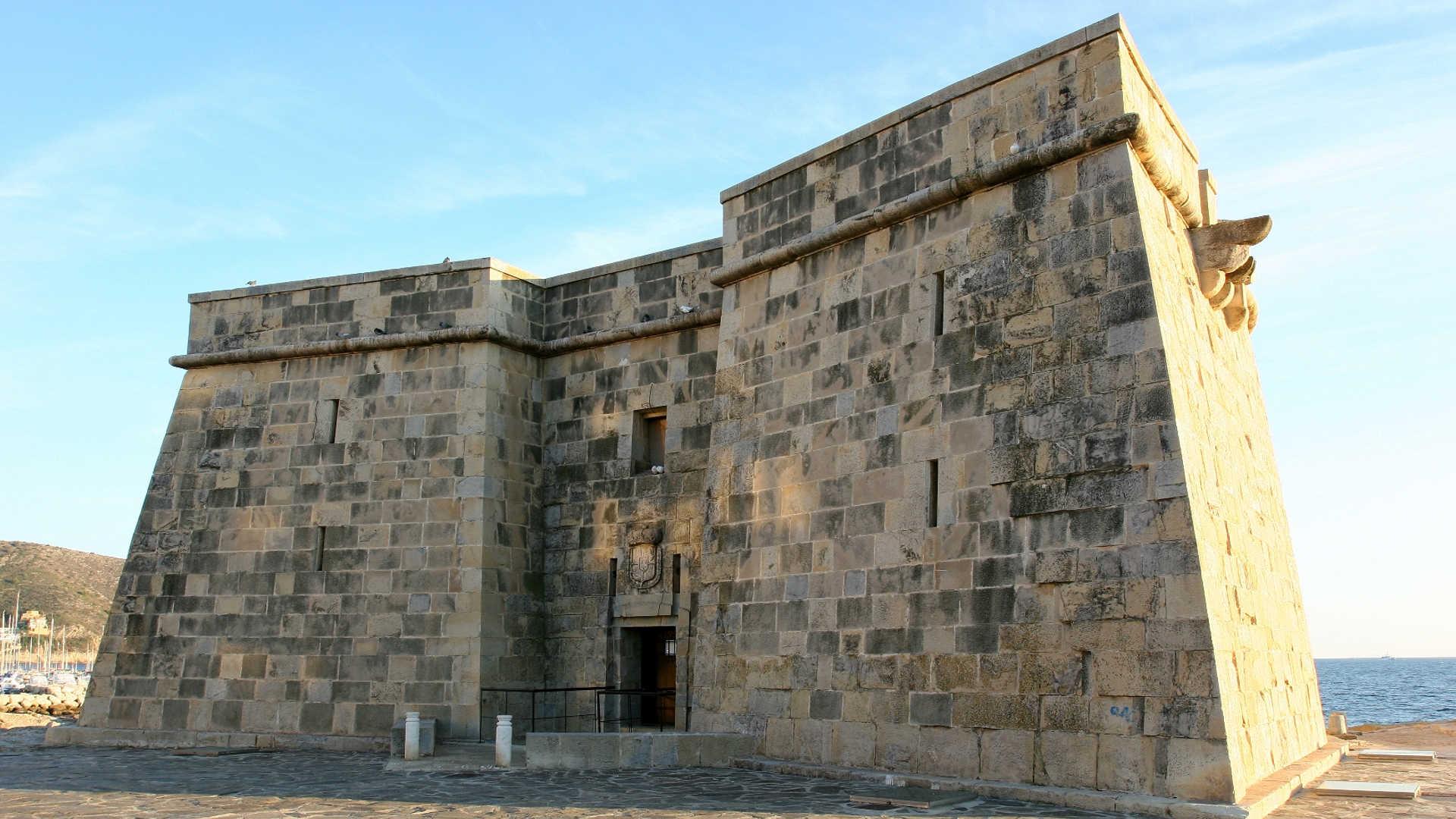 Château de Teulada-Moraira