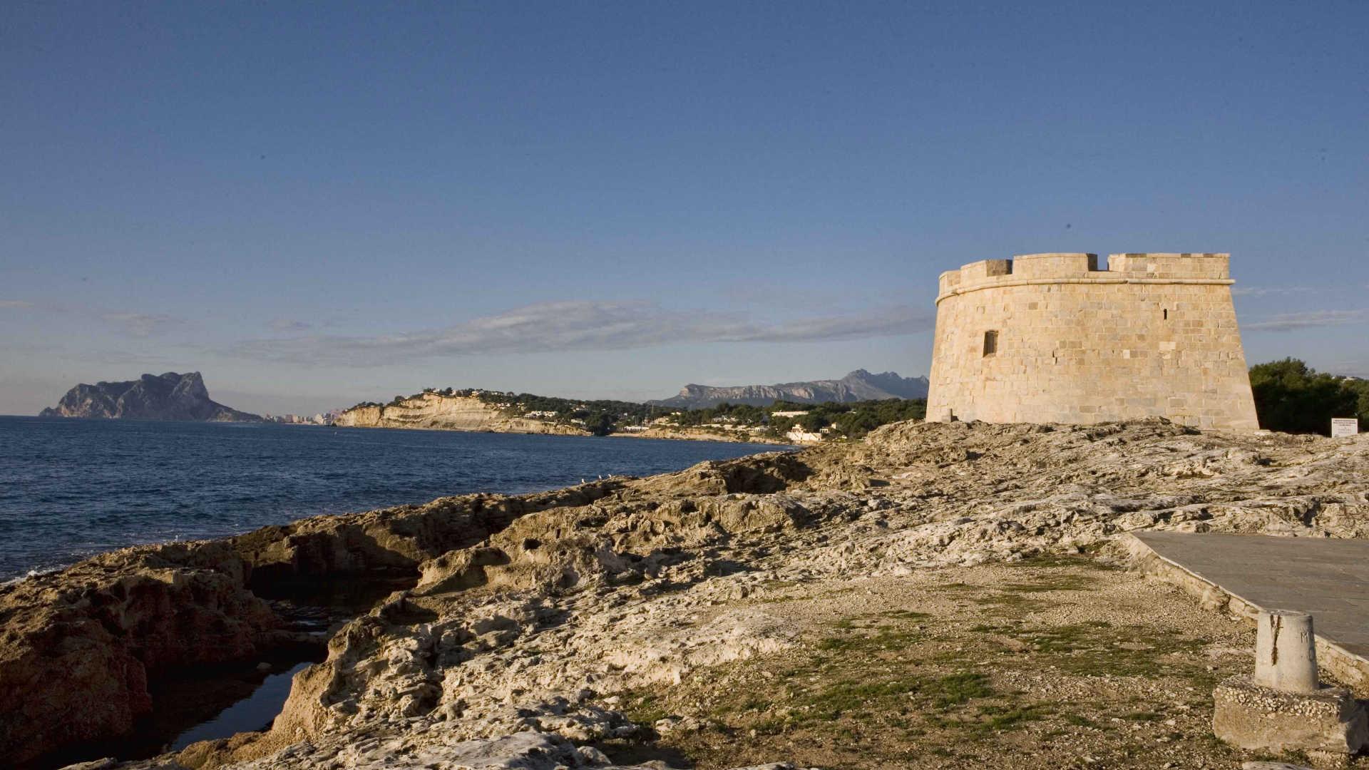 Castillo de Moraira