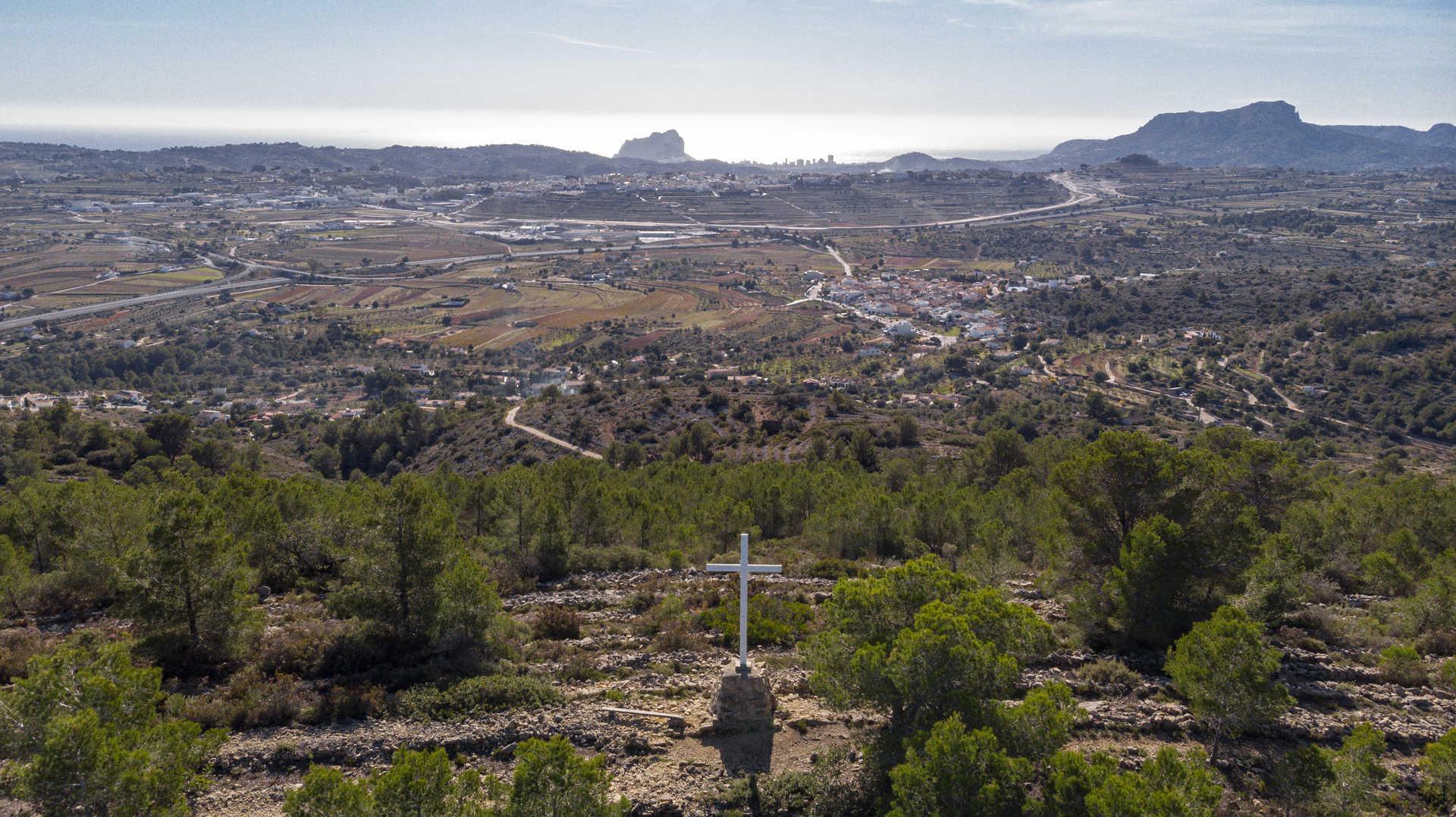 La cruz (The cross)