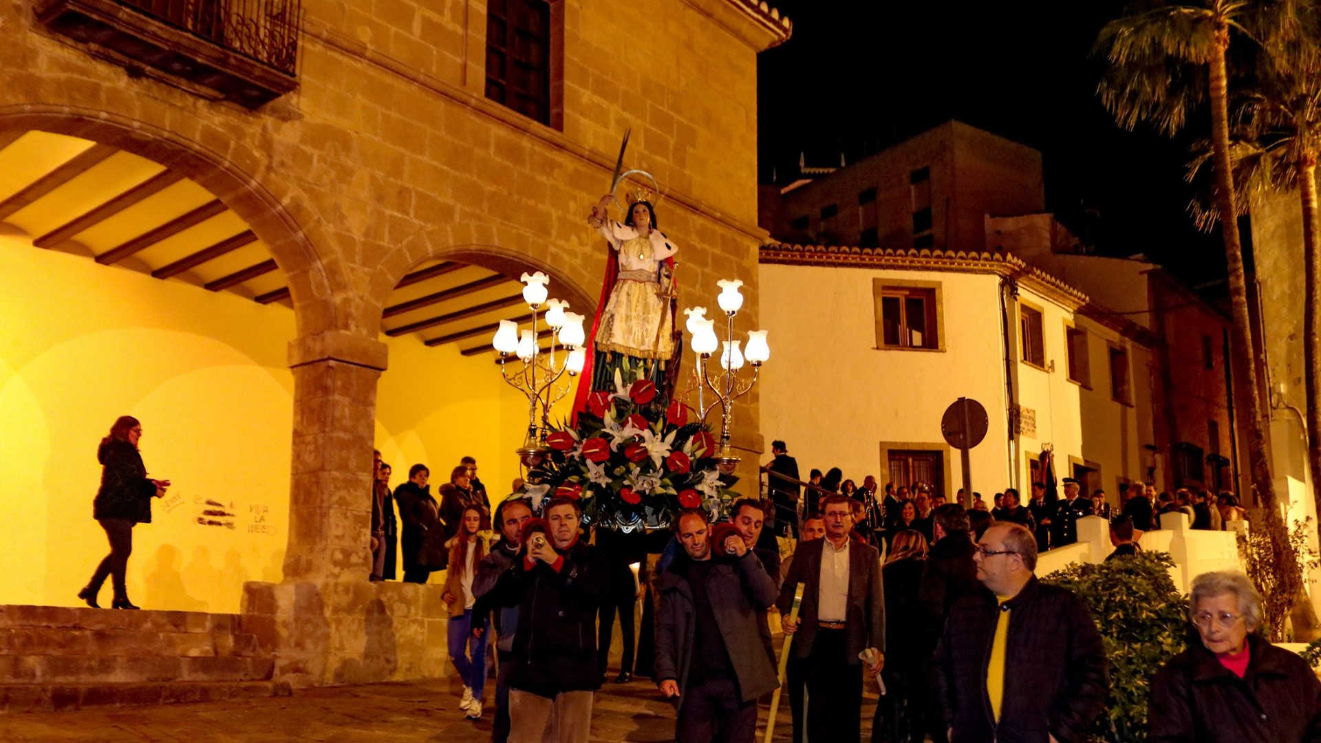 SANTA CATALINA FESTIVITIES