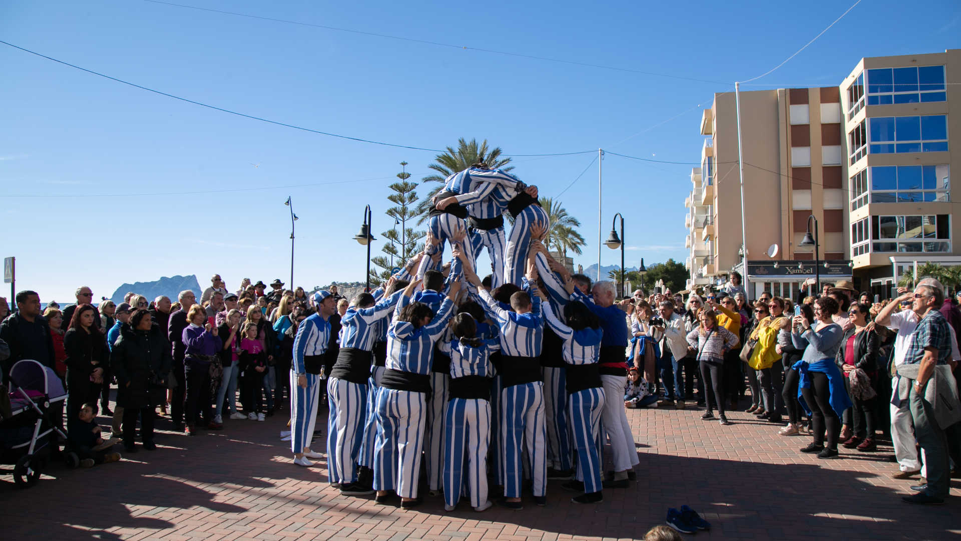 SAINT ANTHONY FESTIVITIES IN MORAIRA