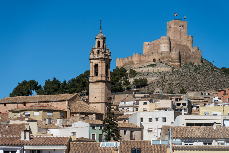 Los Castillos del Vinalopó