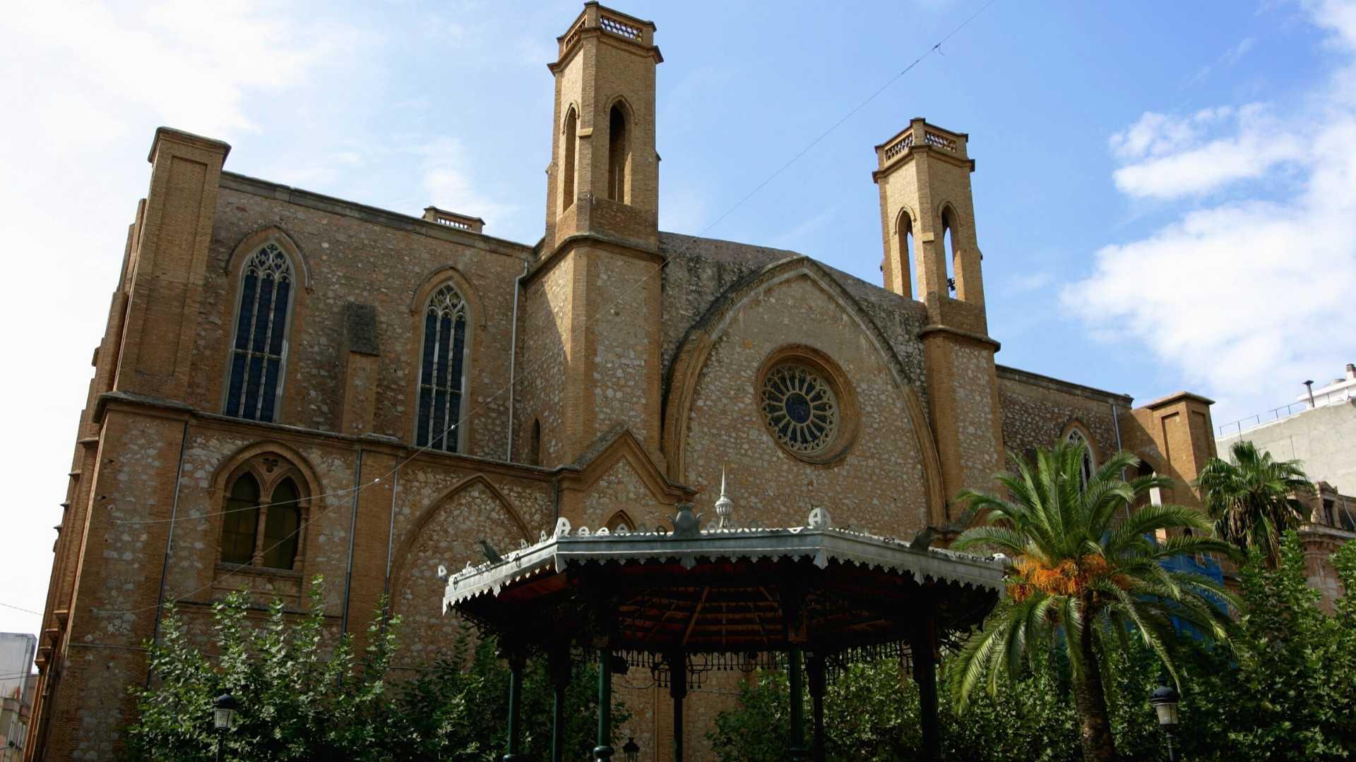 Temple De Sant Josep dels Carmelites Descalços