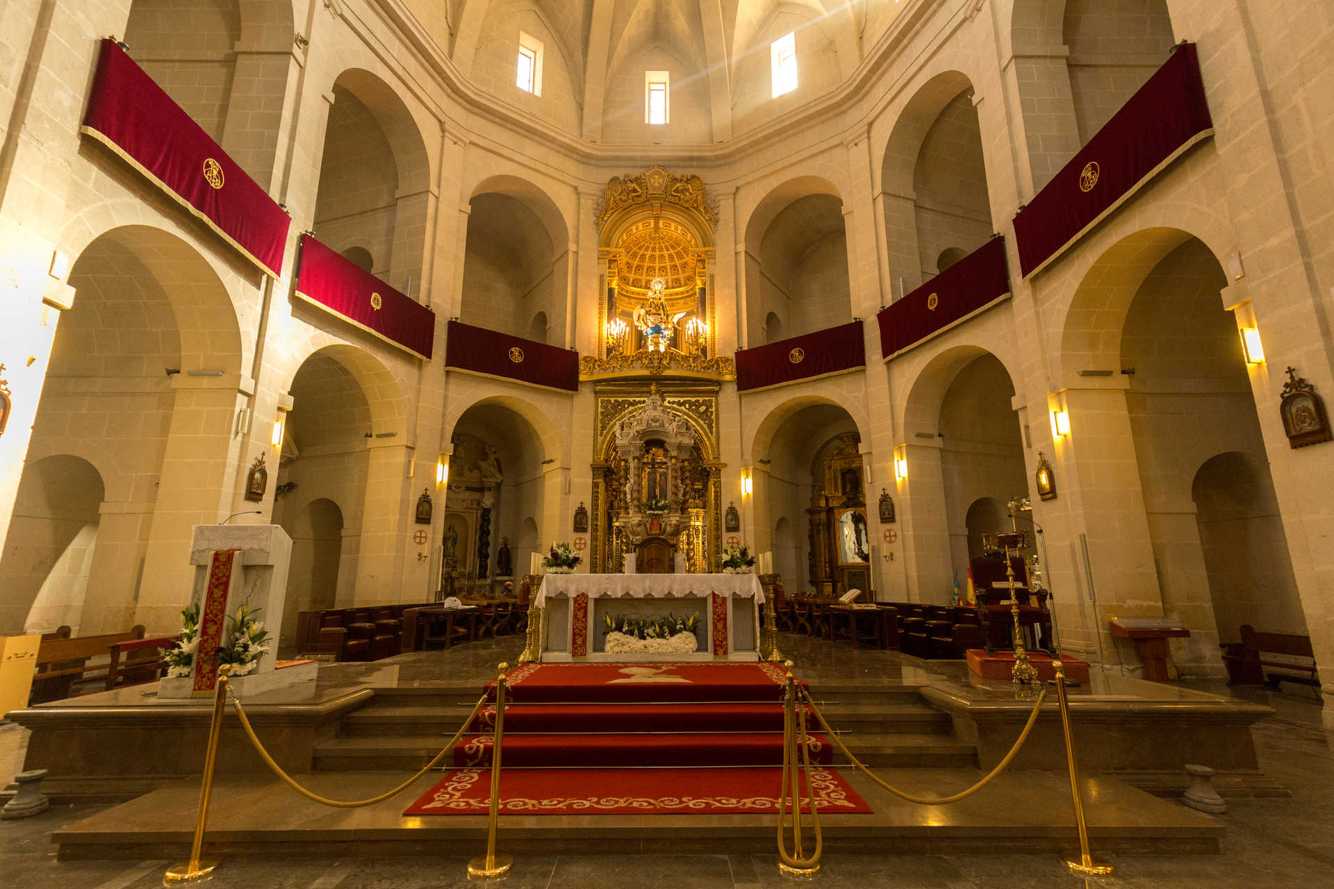Cathédrale De San Nicolás De Bari