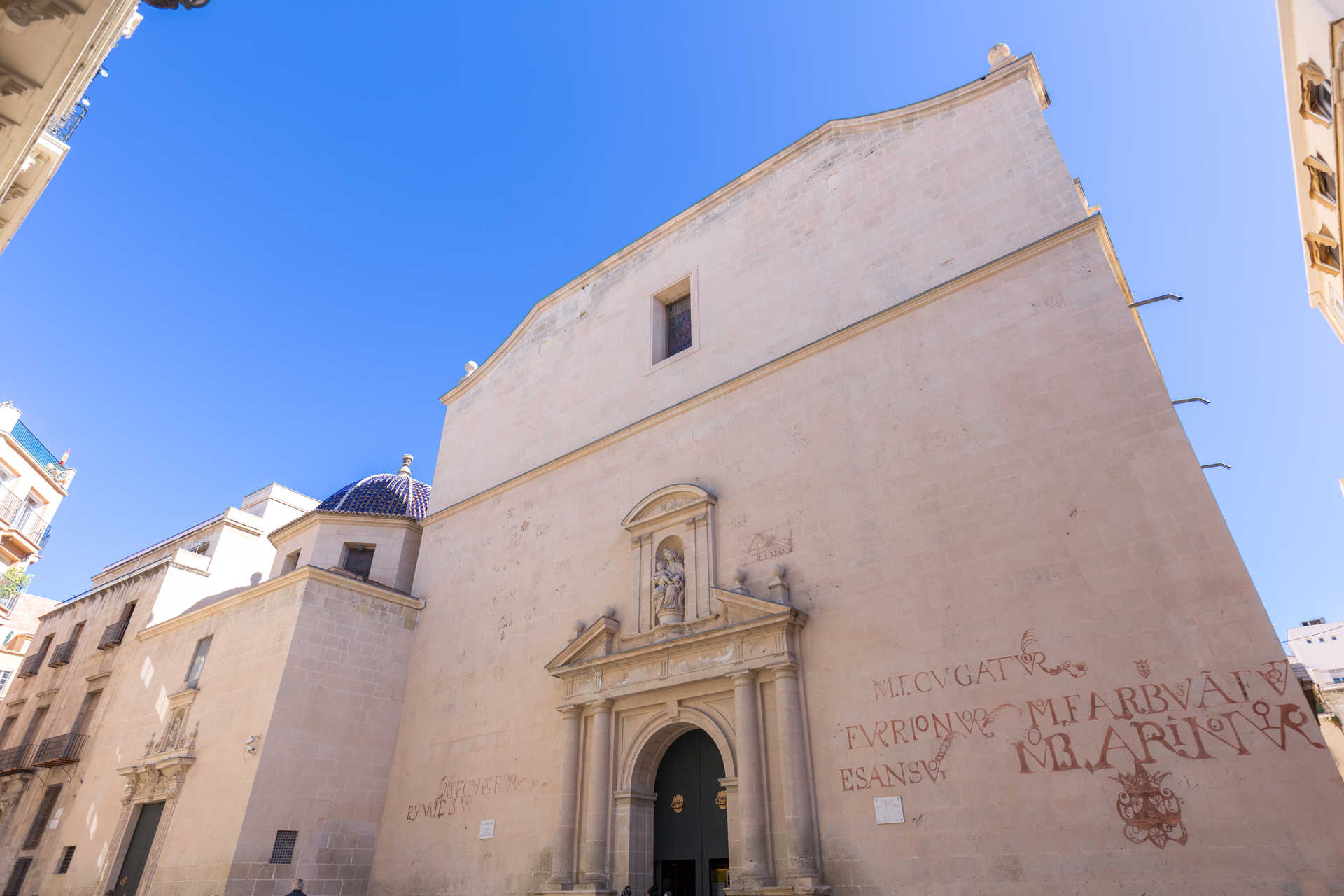 The Cathedral Of San Nicolás De Bari