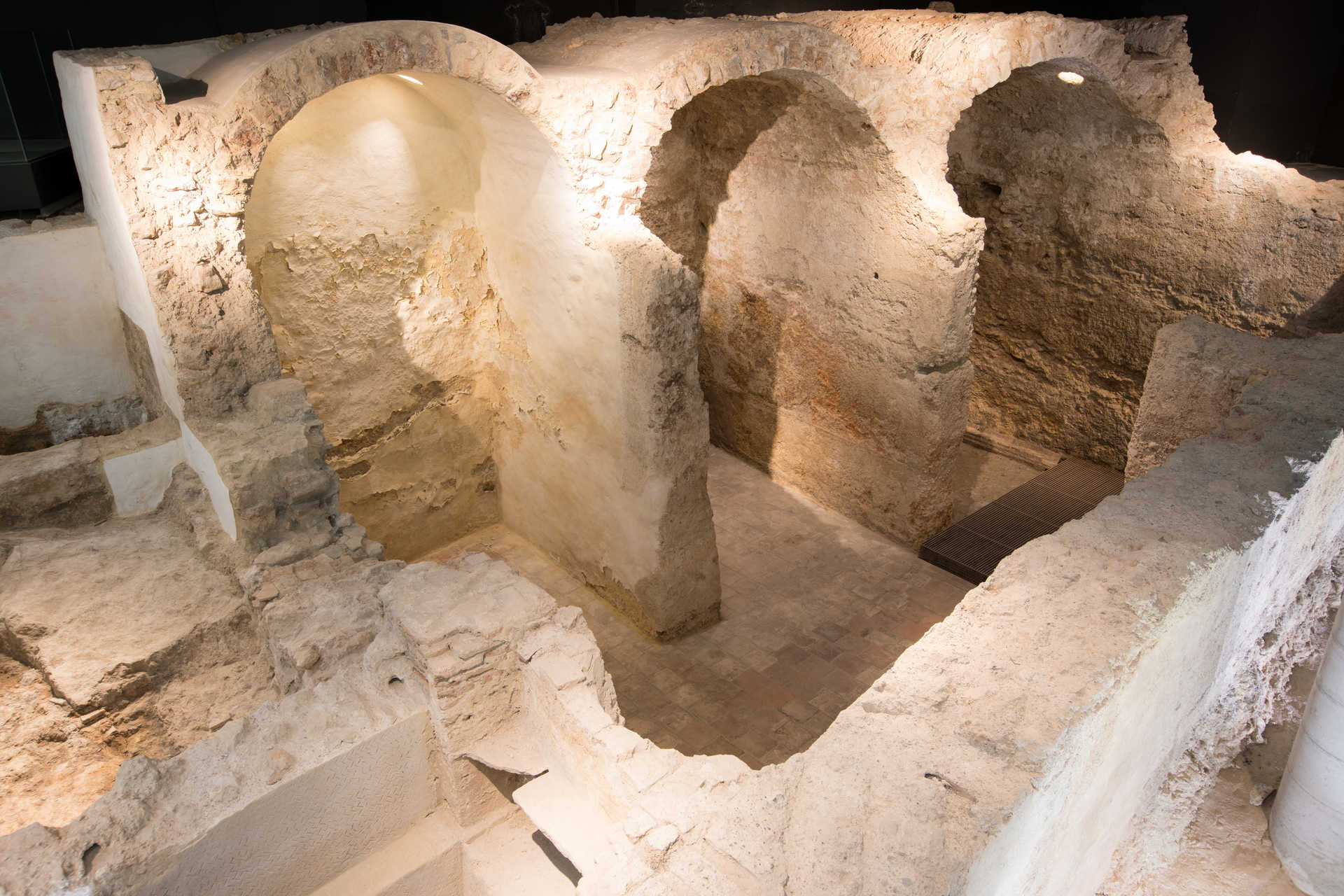 Arab Baths in Llíria