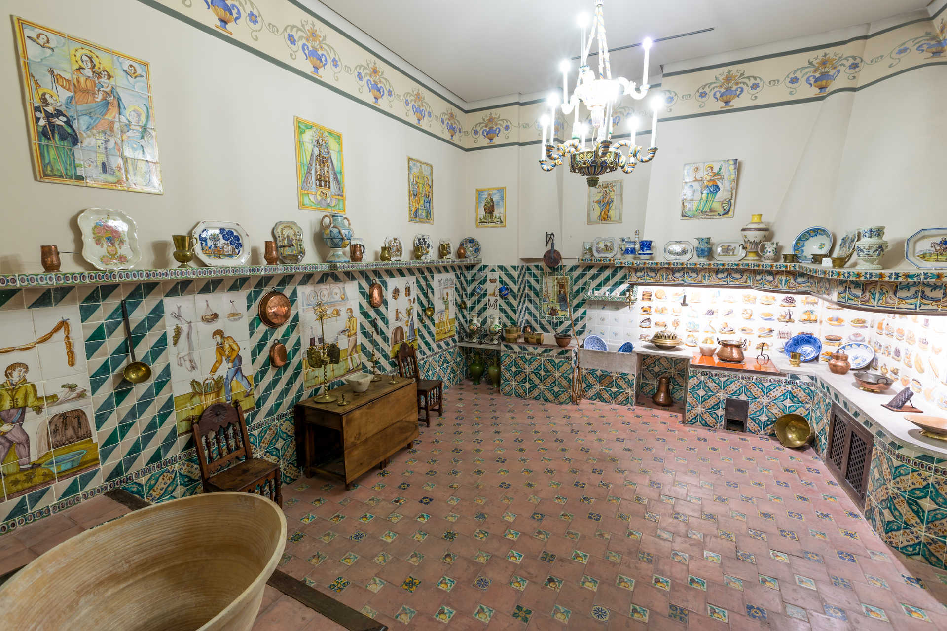 The National Ceramics And Sumptuary Arts Museum González Martí