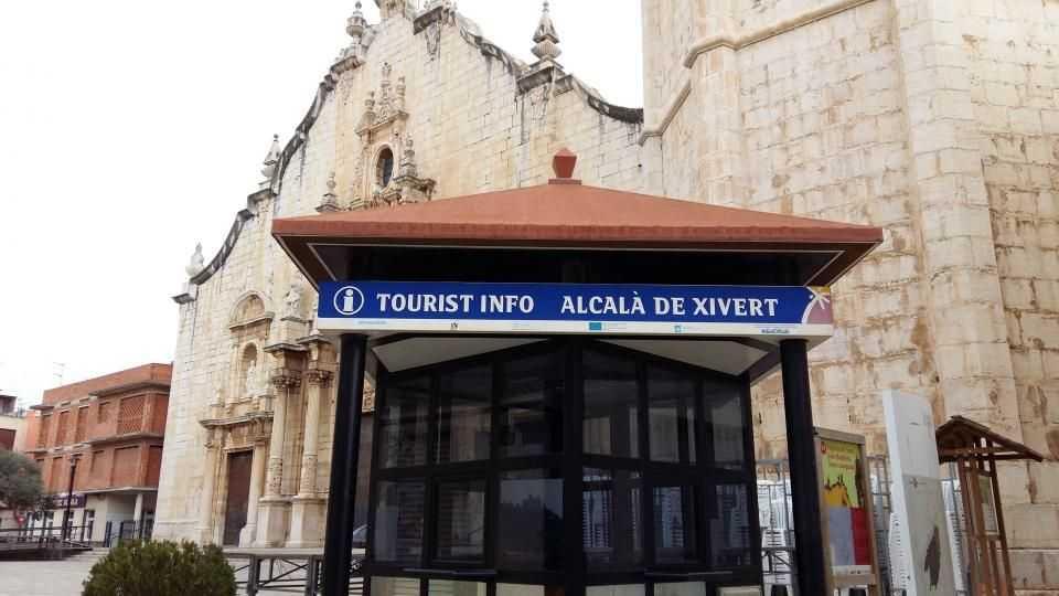 TOURIST INFO ALCALÀ DE XIVERT