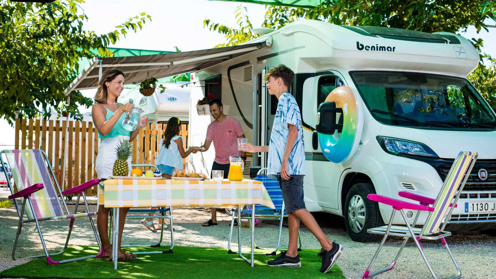 devesa gardens camping & resort,