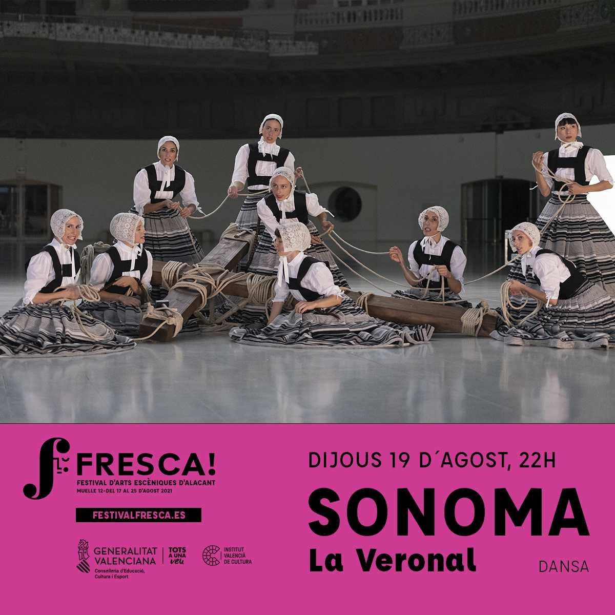 Festival Internacional d'Arts Escèniques Fresca!, à Muelle 12