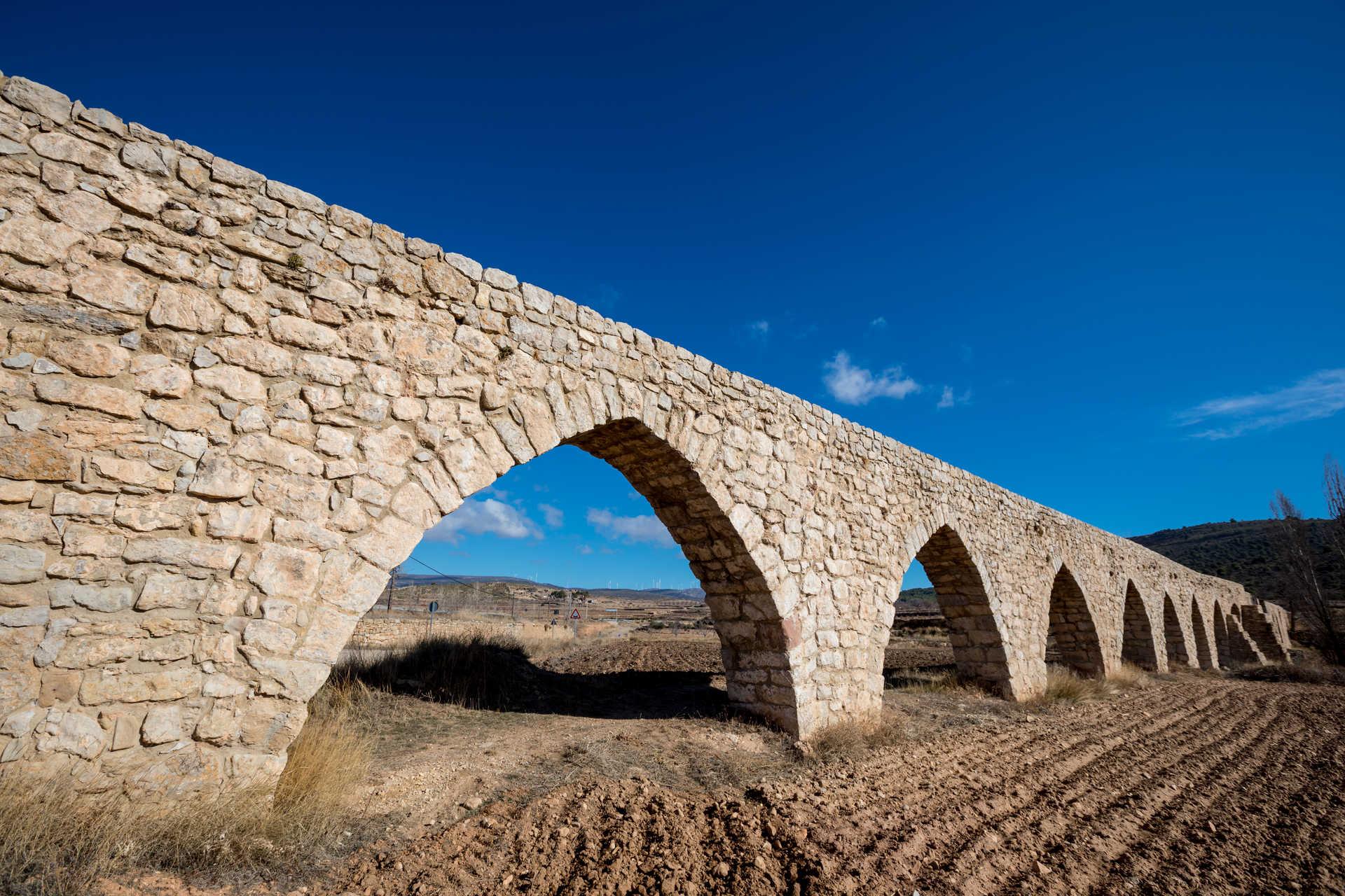 Aquädukt Los Arcos