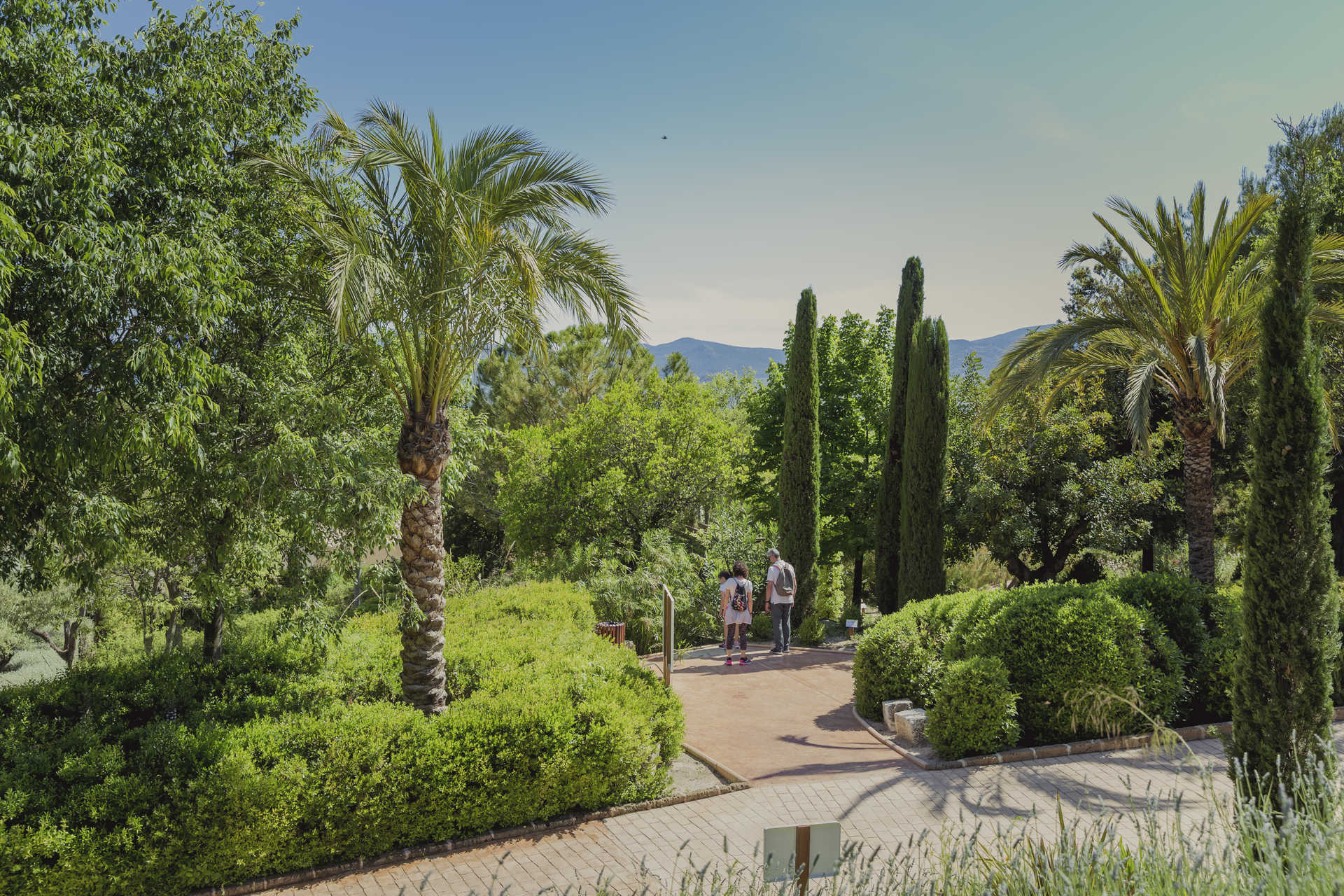 Labyrinth der Casa Patena