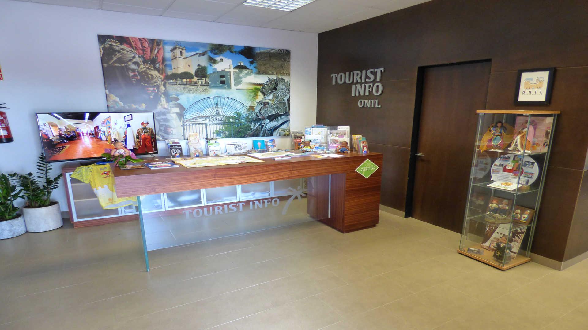 TOURIST INFO ONIL
