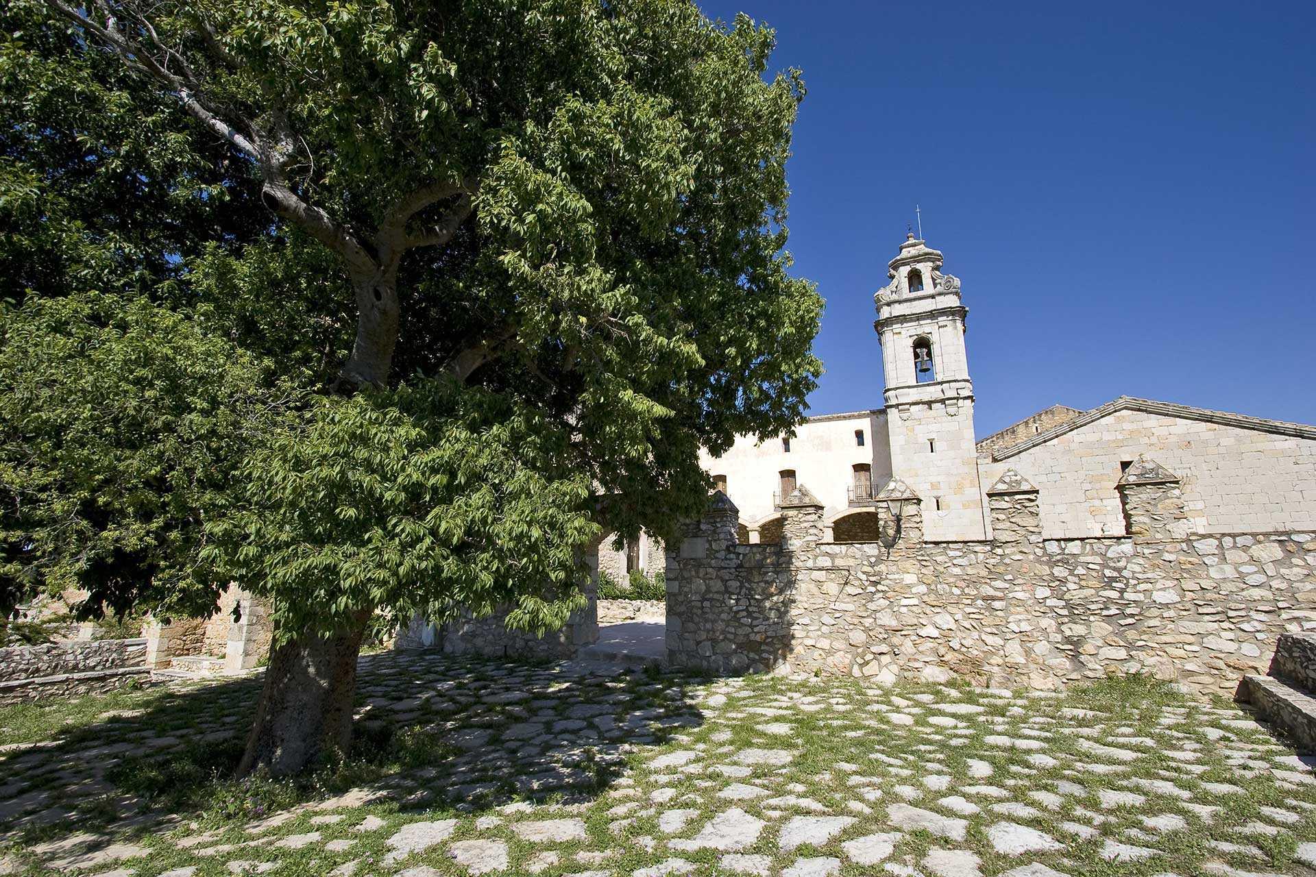 Hermitage of the Mare de Déu dels Àngels