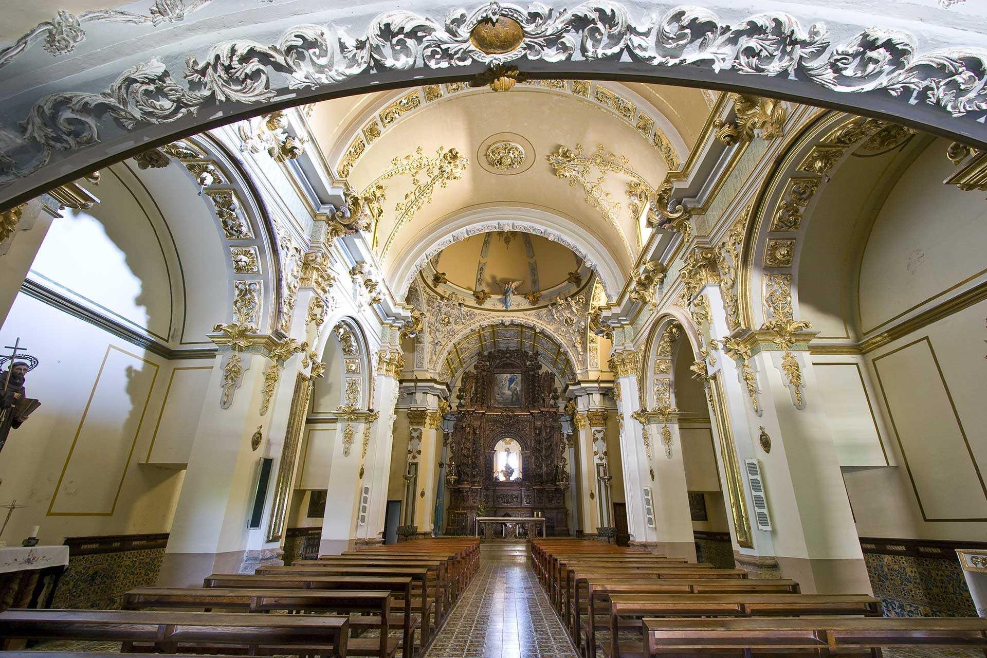Santuario de la Mare de Déu dels Ángels