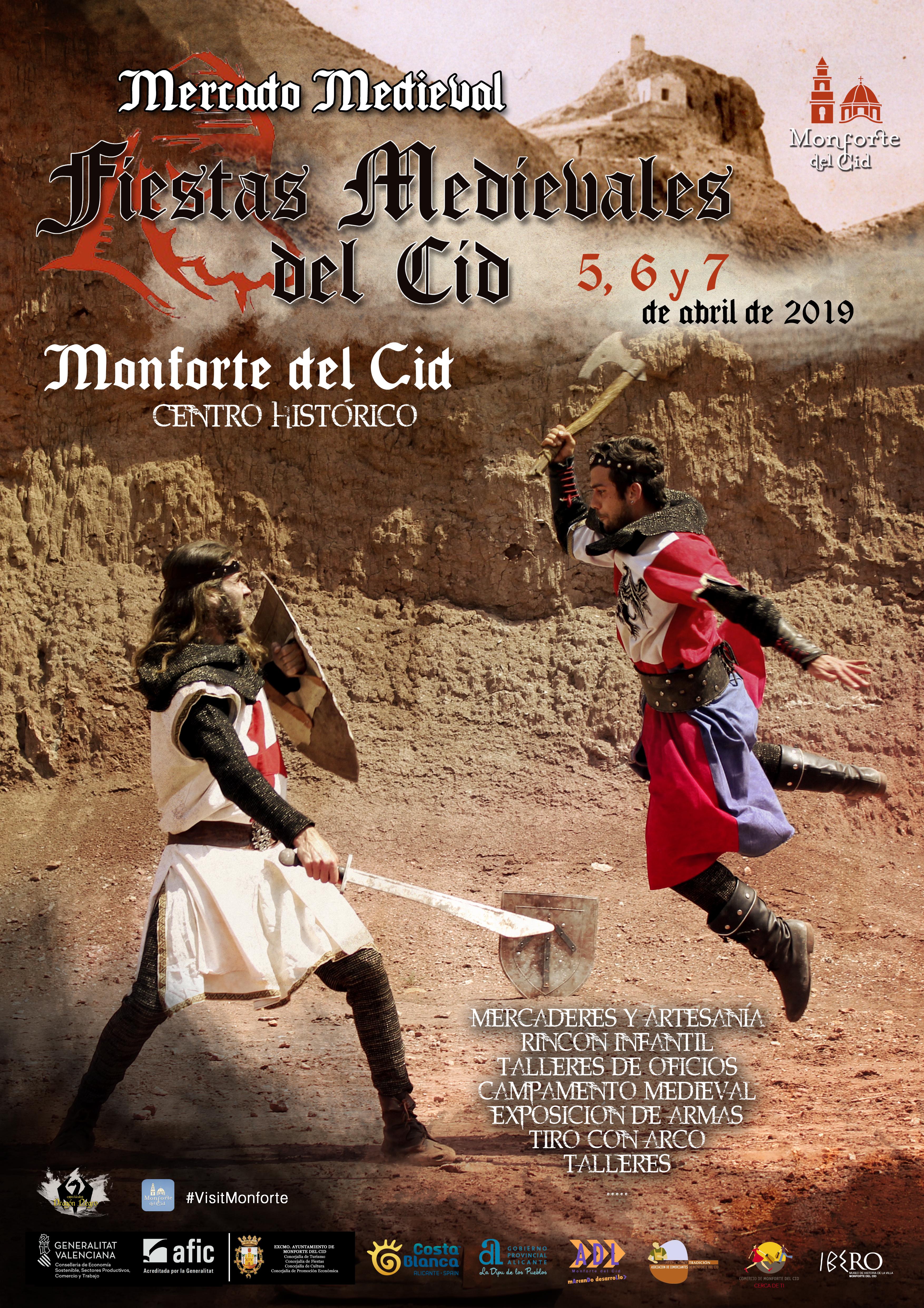 Festes Medievals del Cid