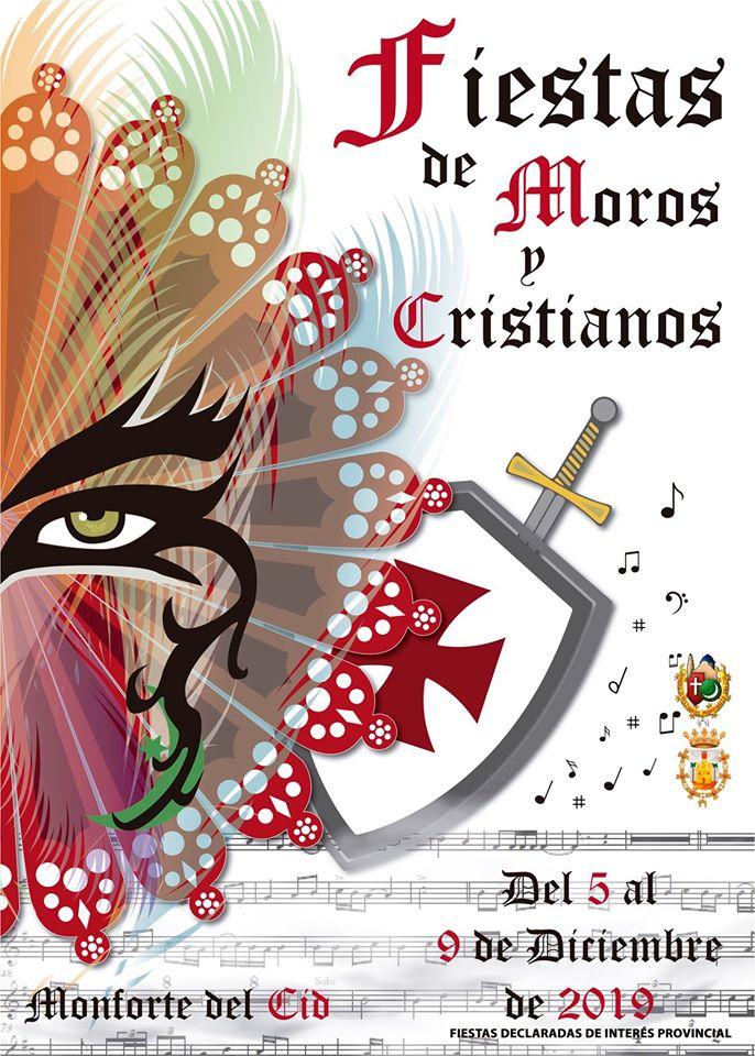 Fiestas de Moros y Cristianos de Monforte del Cid