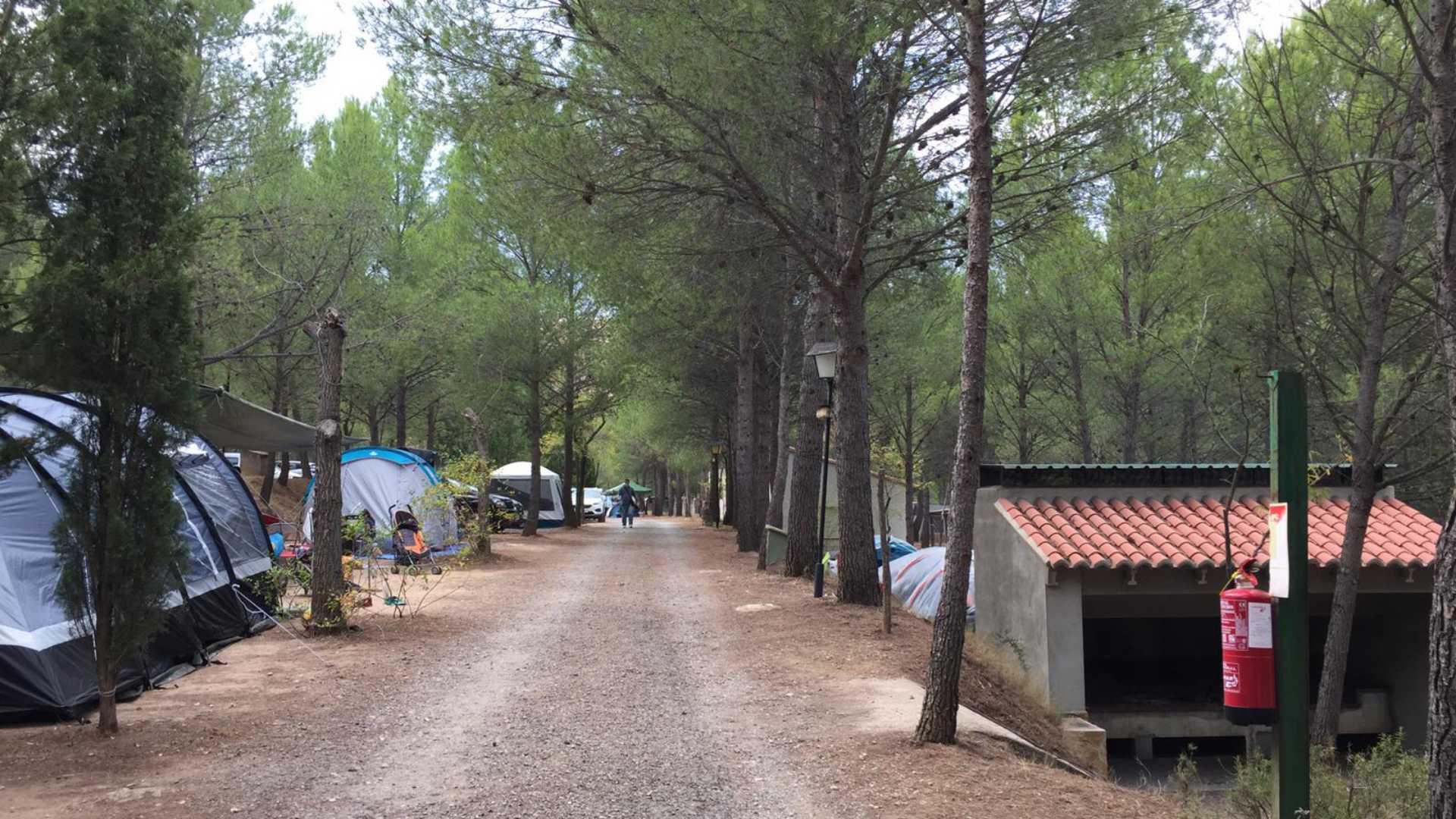 villa de viver camping