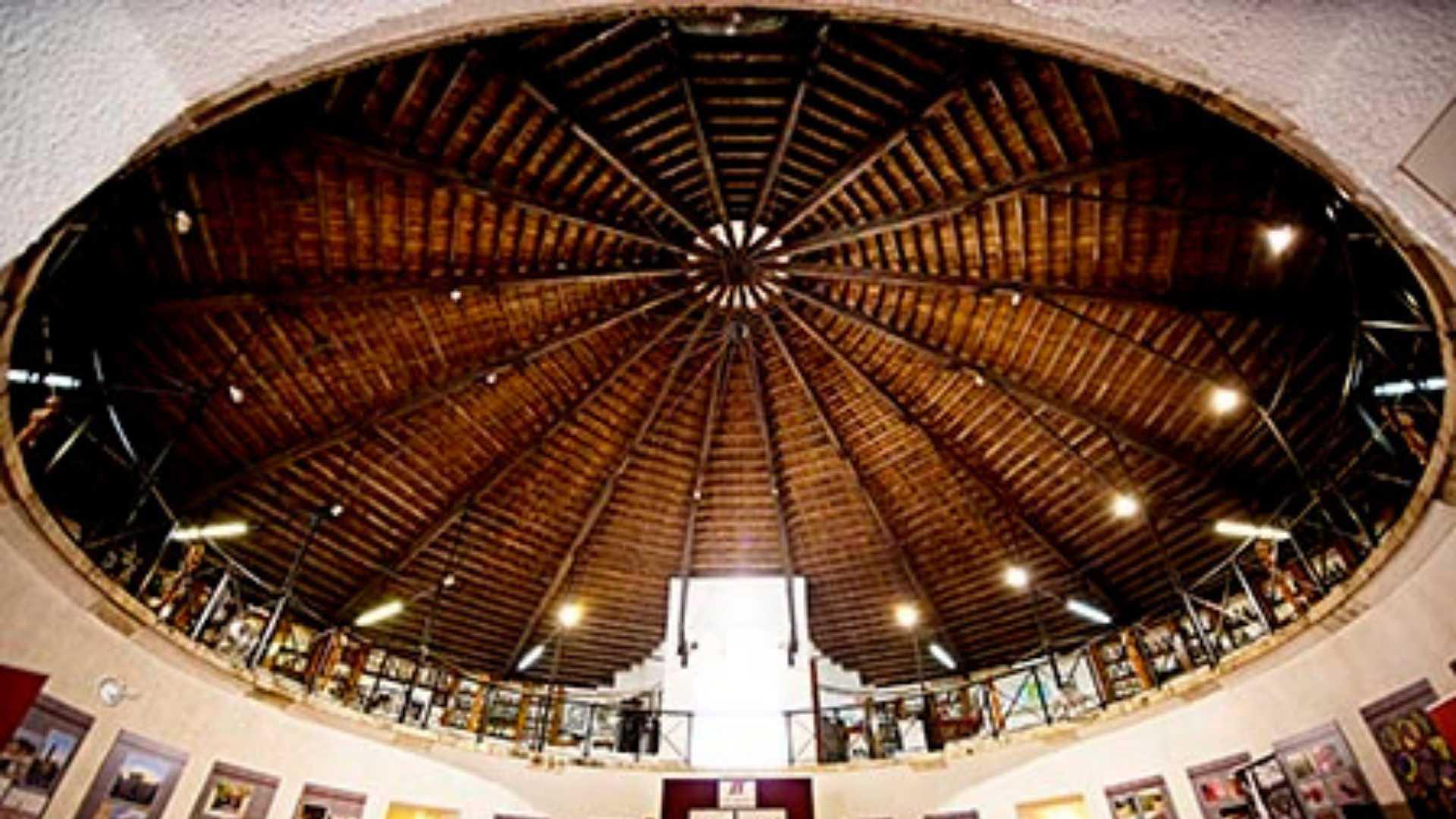 museo de la vid y el vino bodega redonda