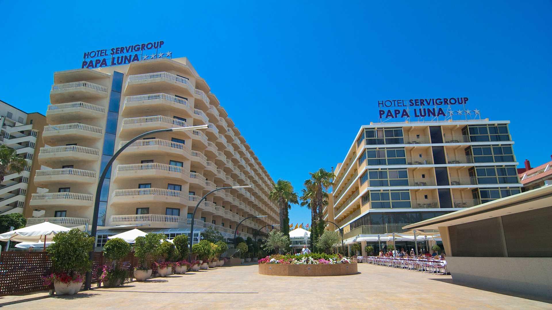 hoteles en peñiscola playa