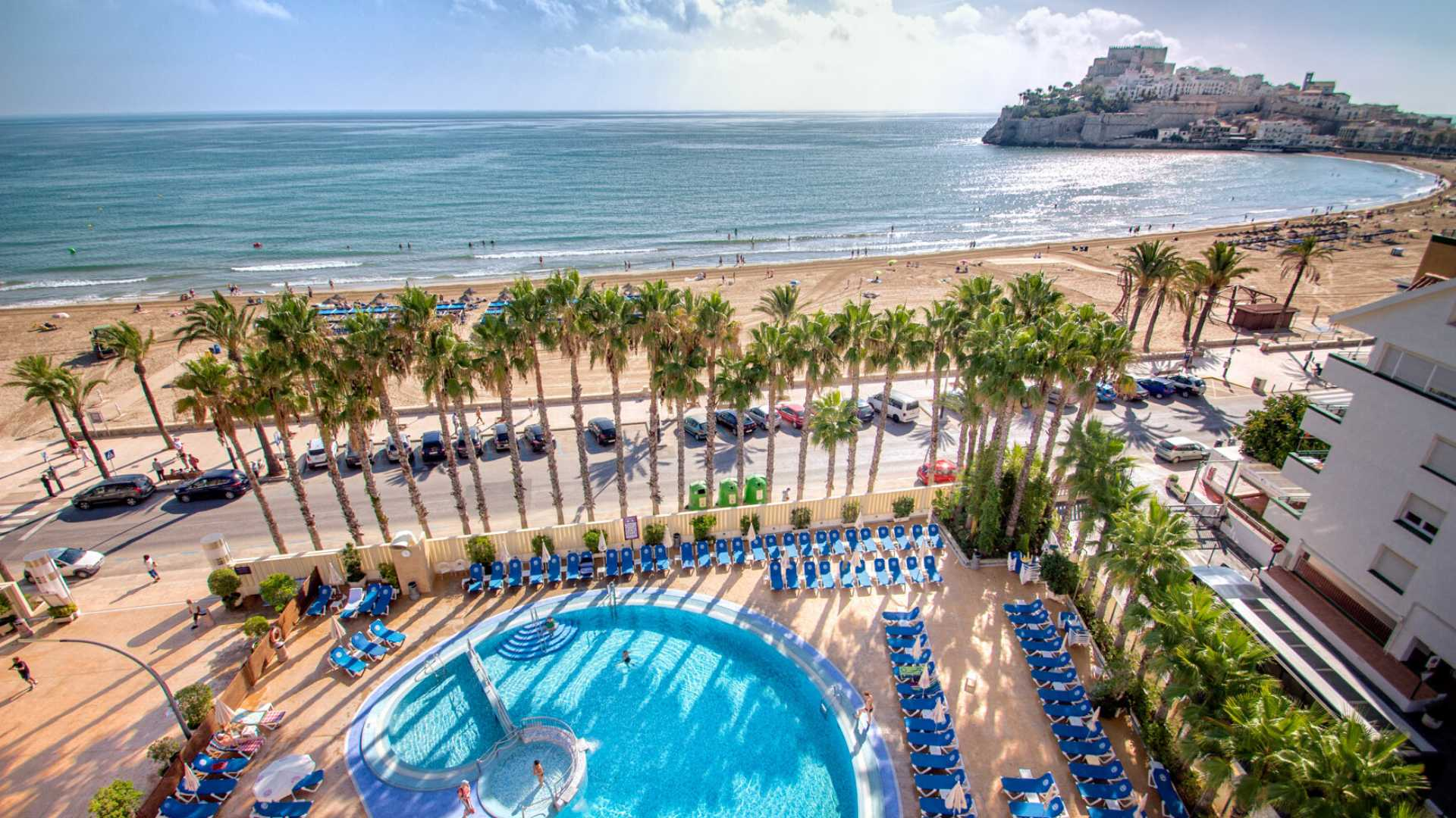 hotel playa peñiscola
