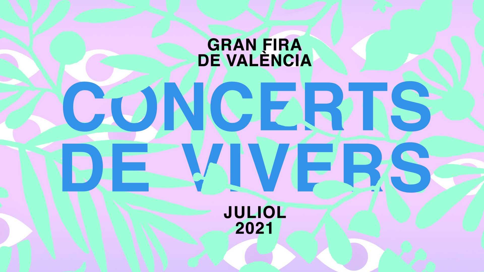 concerts de vivers valencia