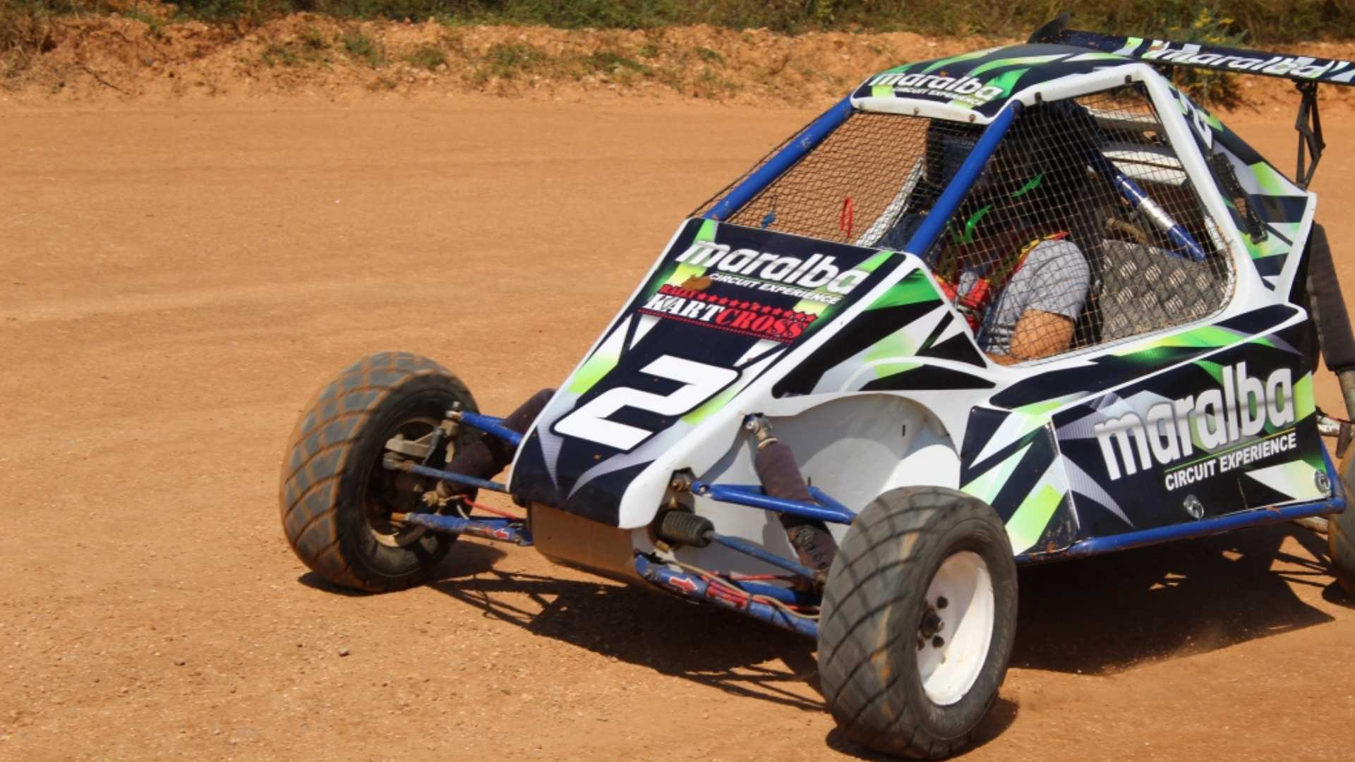 RALLY KART CROSS