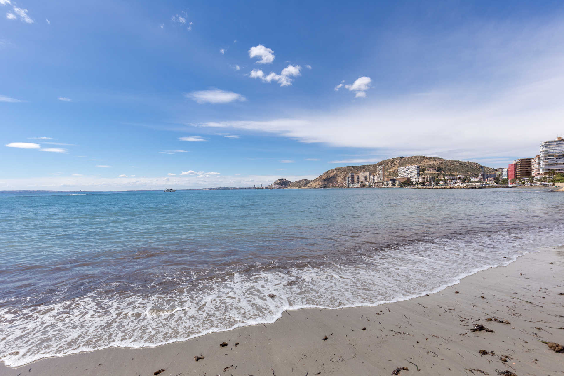 L'Almadrava beach