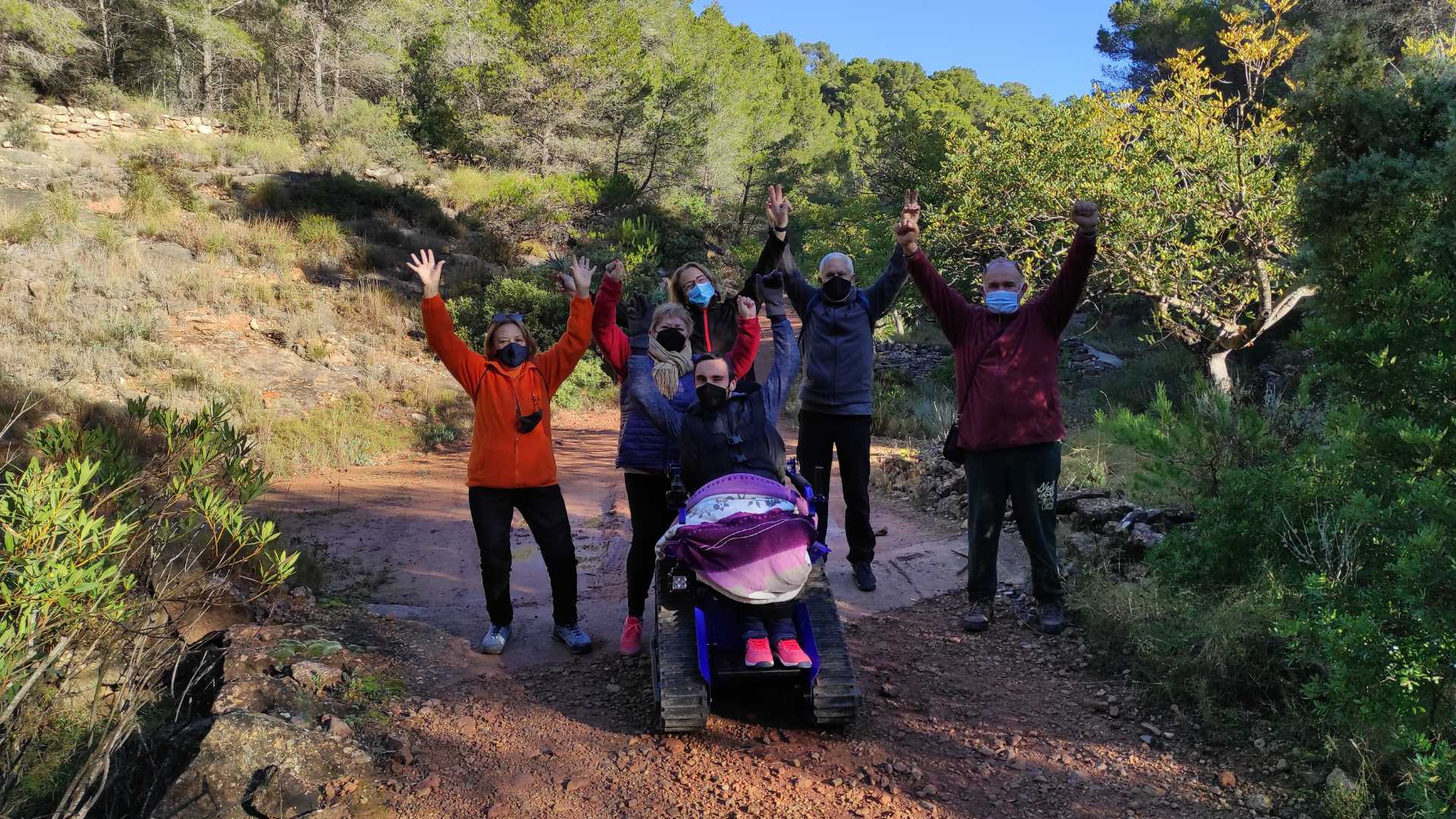 turismo accesible e inclusivo comunitat valenciana
