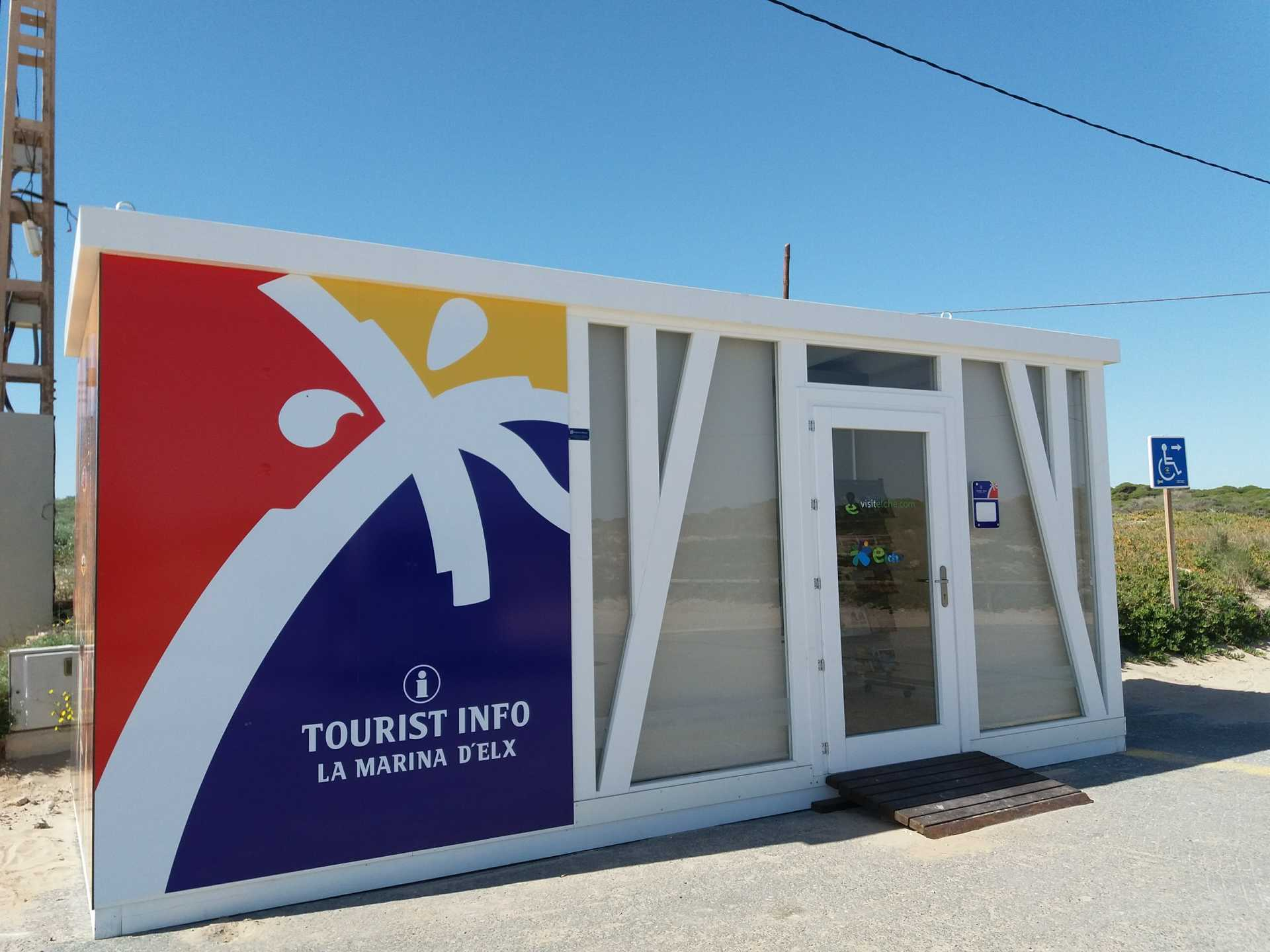 TOURIST INFO LA MARINA D'ELX