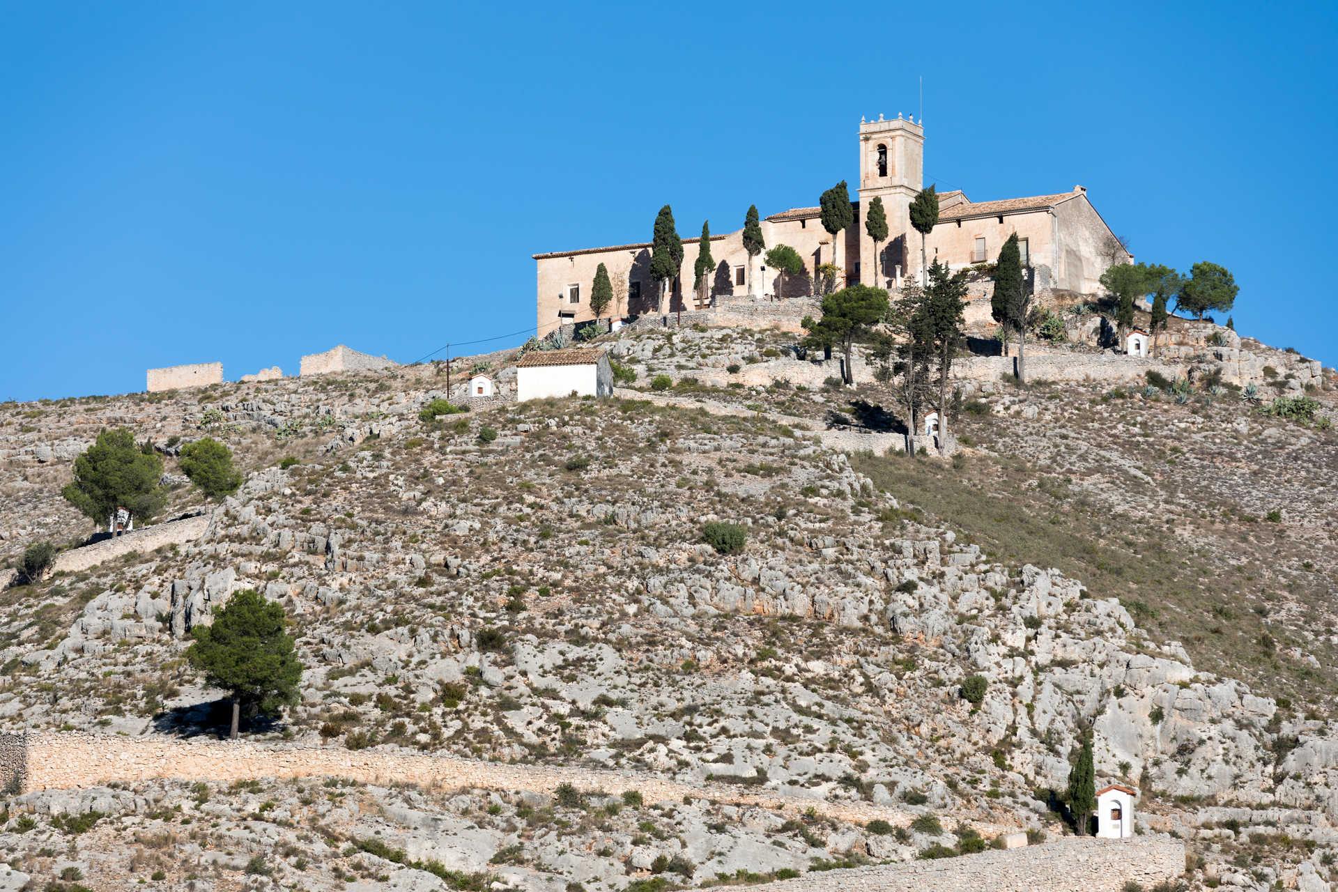 Ermitage del Santo Cristo