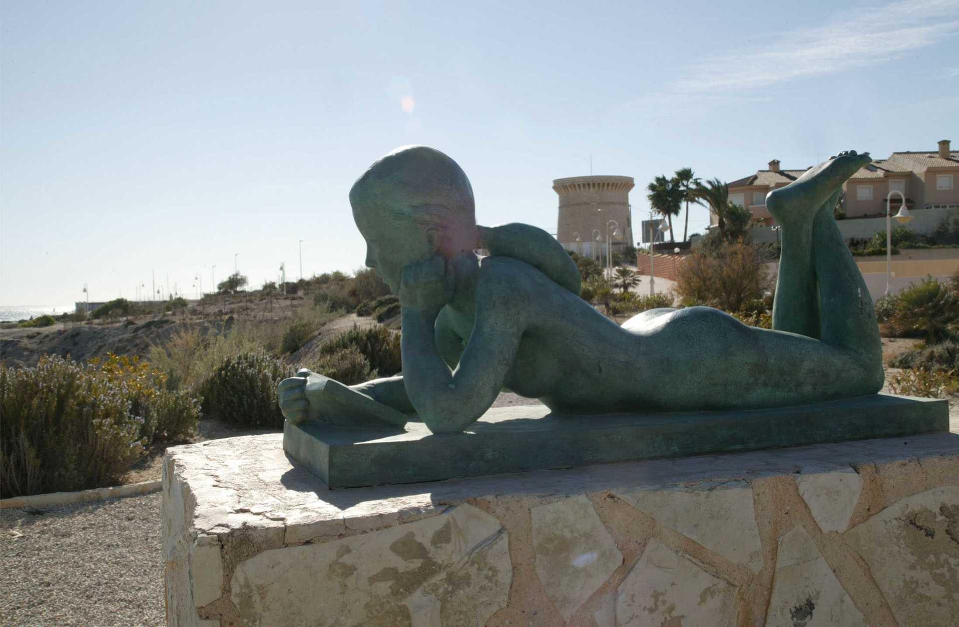 Voramar de les Escultures