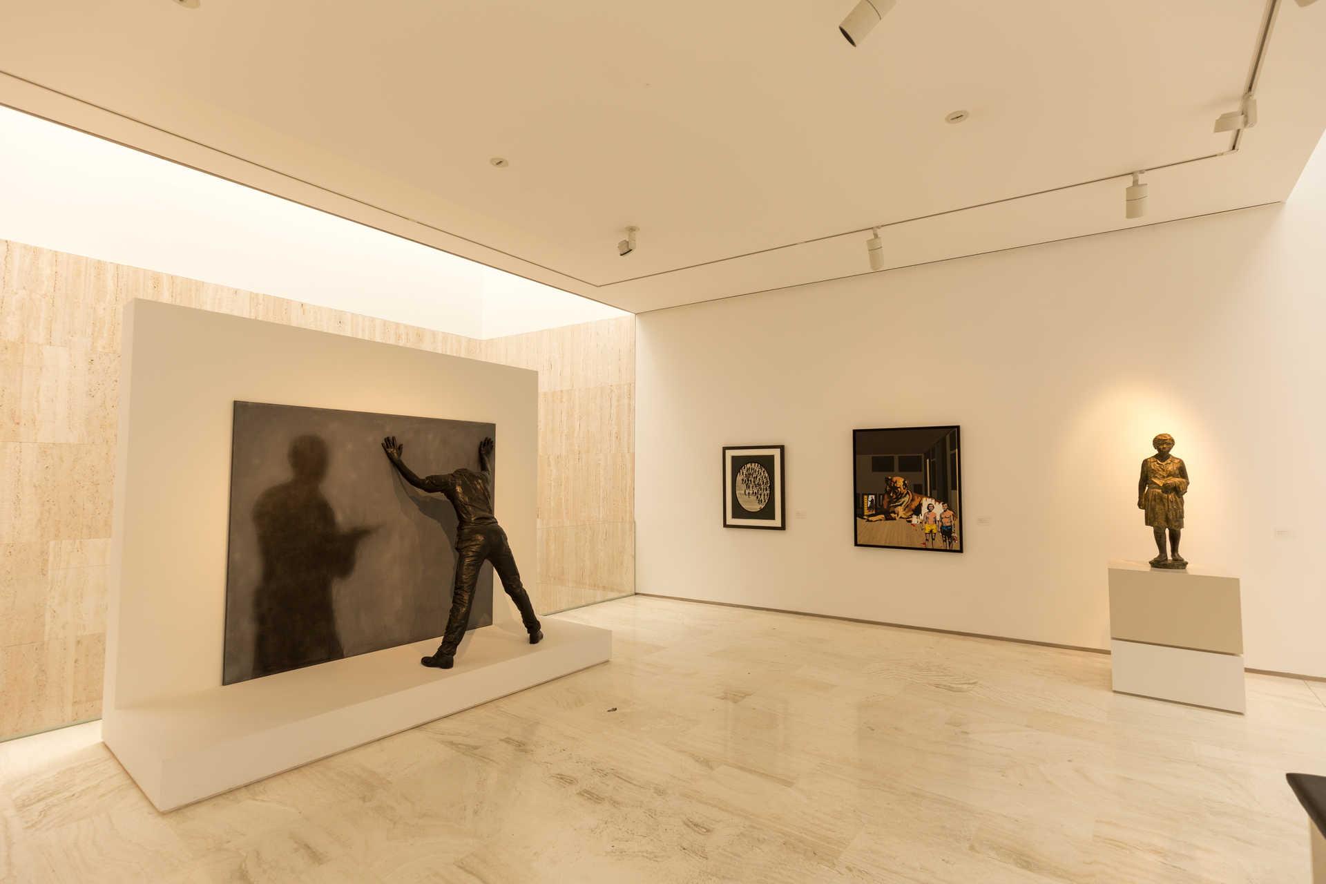 MUSEUM OF CONTEMPORANY ART OF ALICANTE