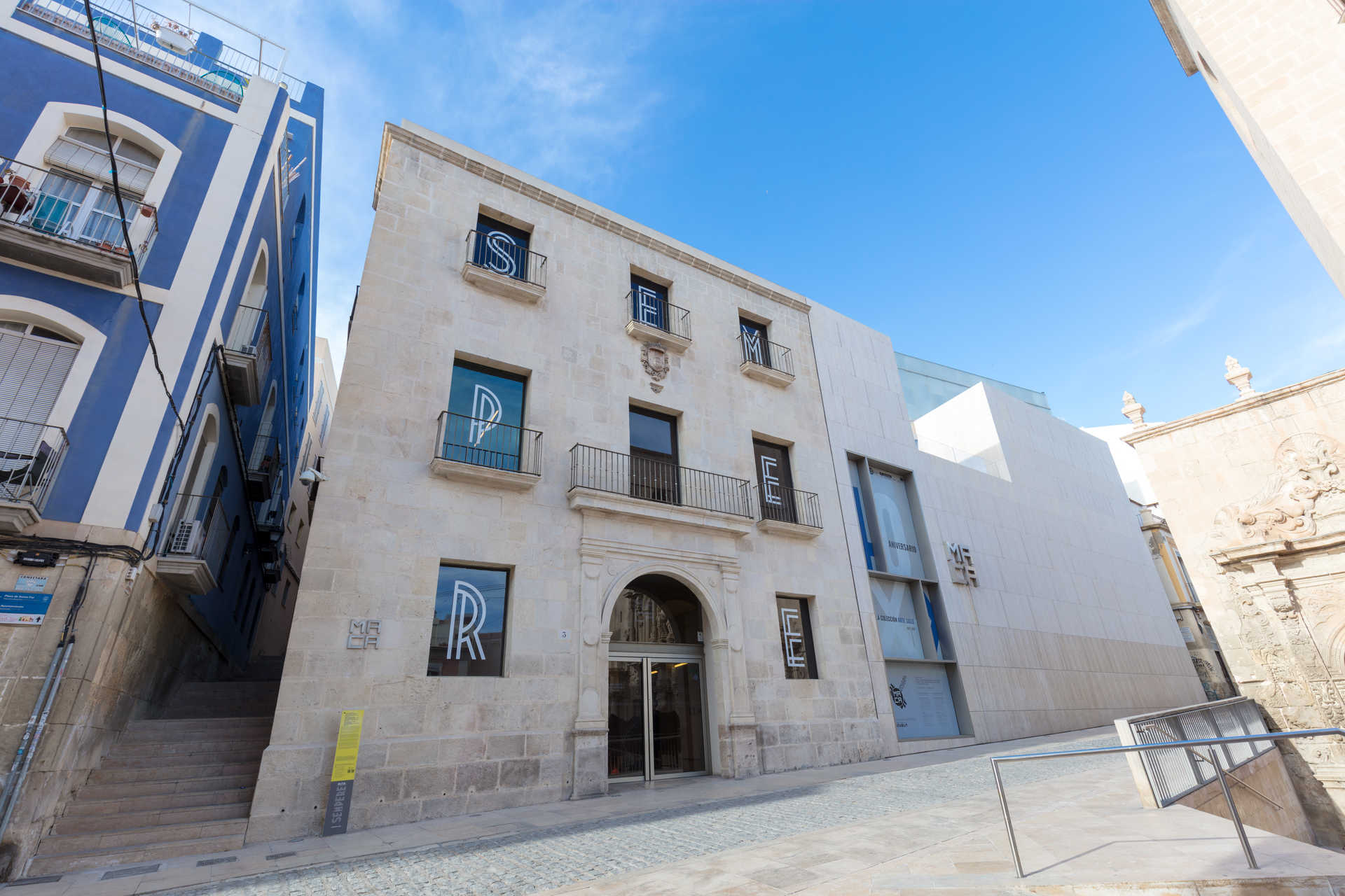 MUSÉE D'ART CONTEMPORAIN DE ALICANTE