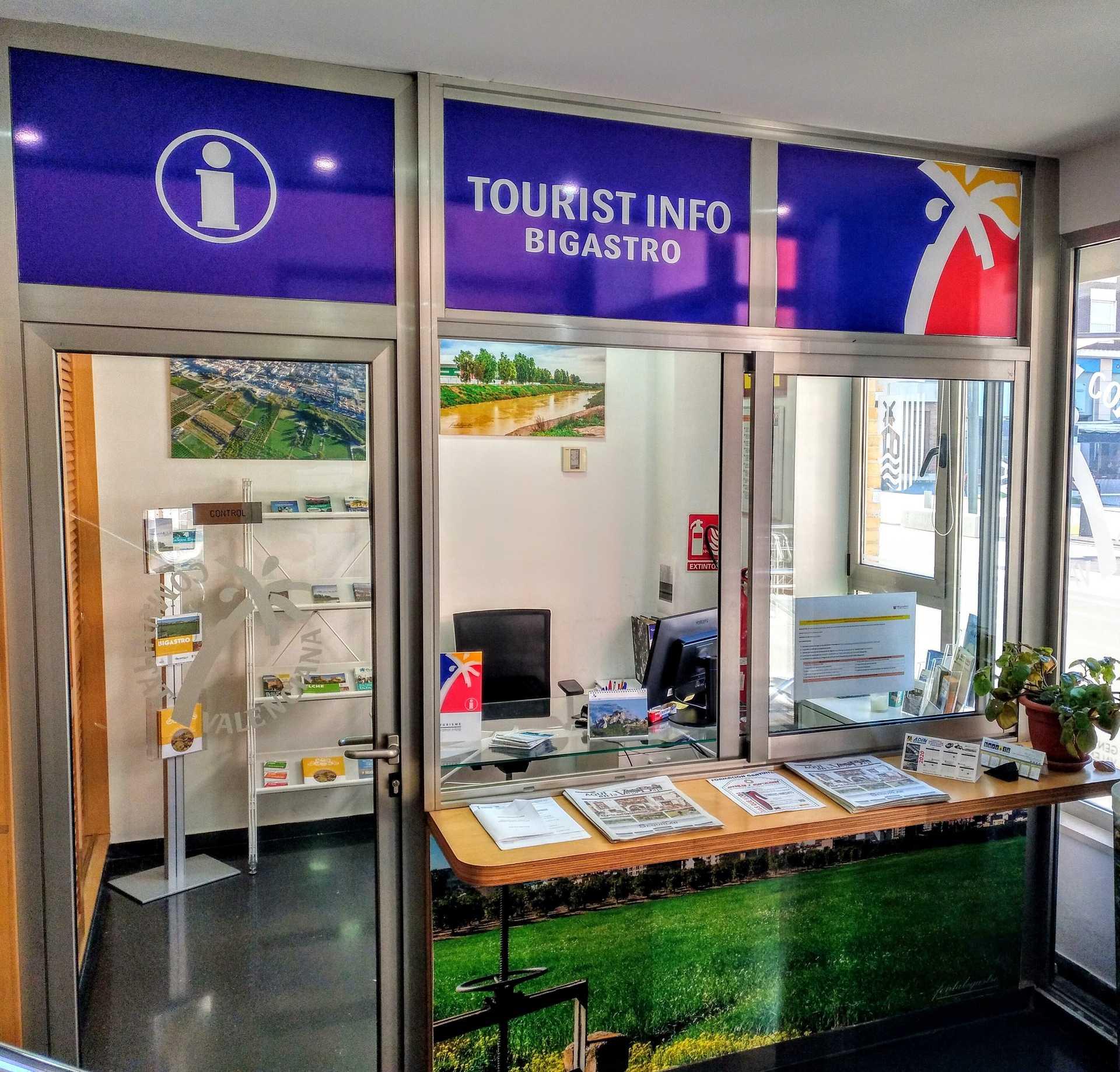 TOURIST INFO BIGASTRO