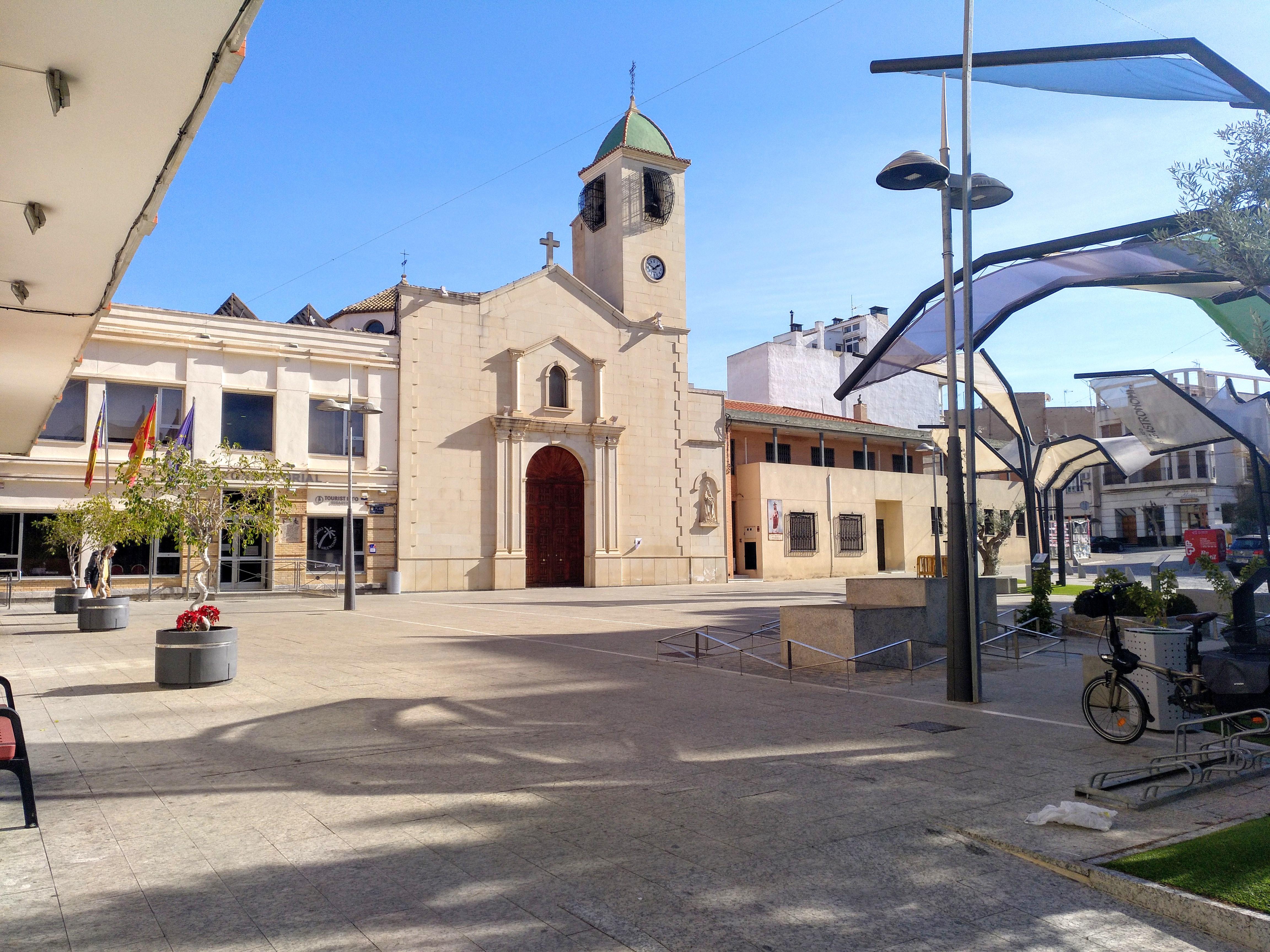 Iglesia parroquial Ntra. Sra. de Belén