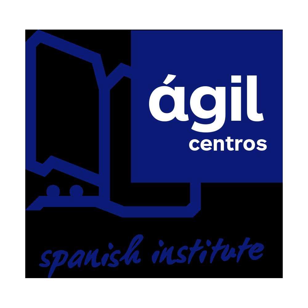 Ágil Spanish Institute - logo