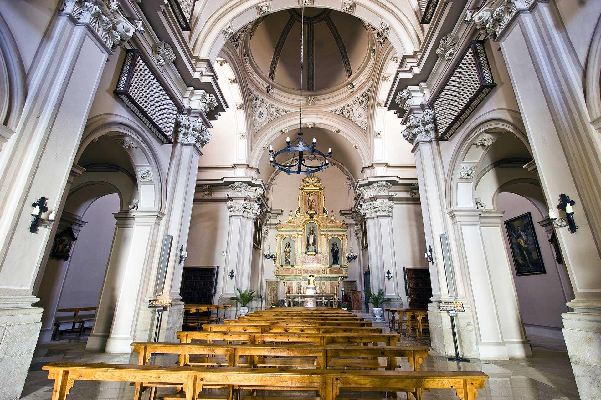 Església i Convent de les Monges Agustines