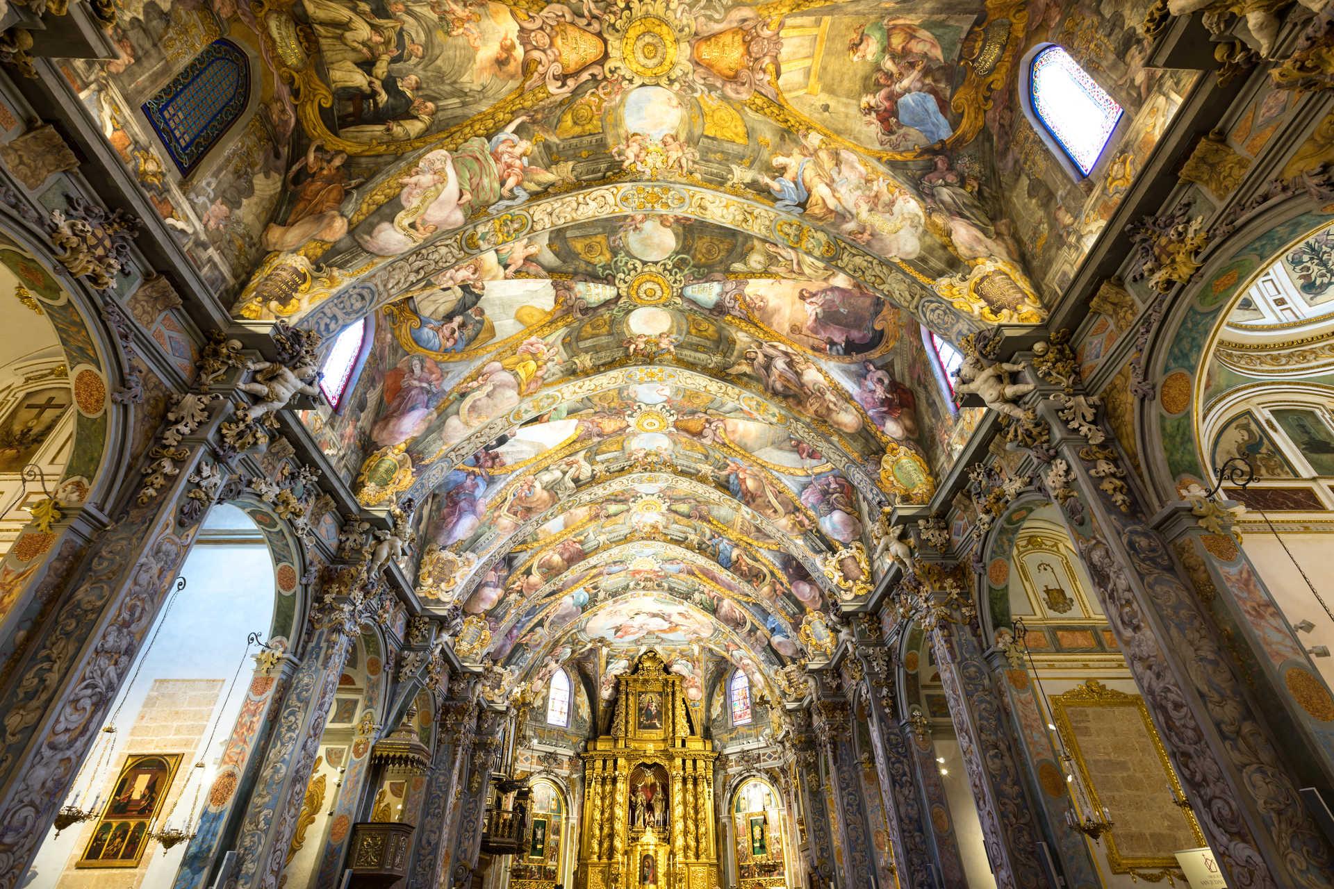 Església Parroquial De Sant Nicolau De Bari I Sant Pere